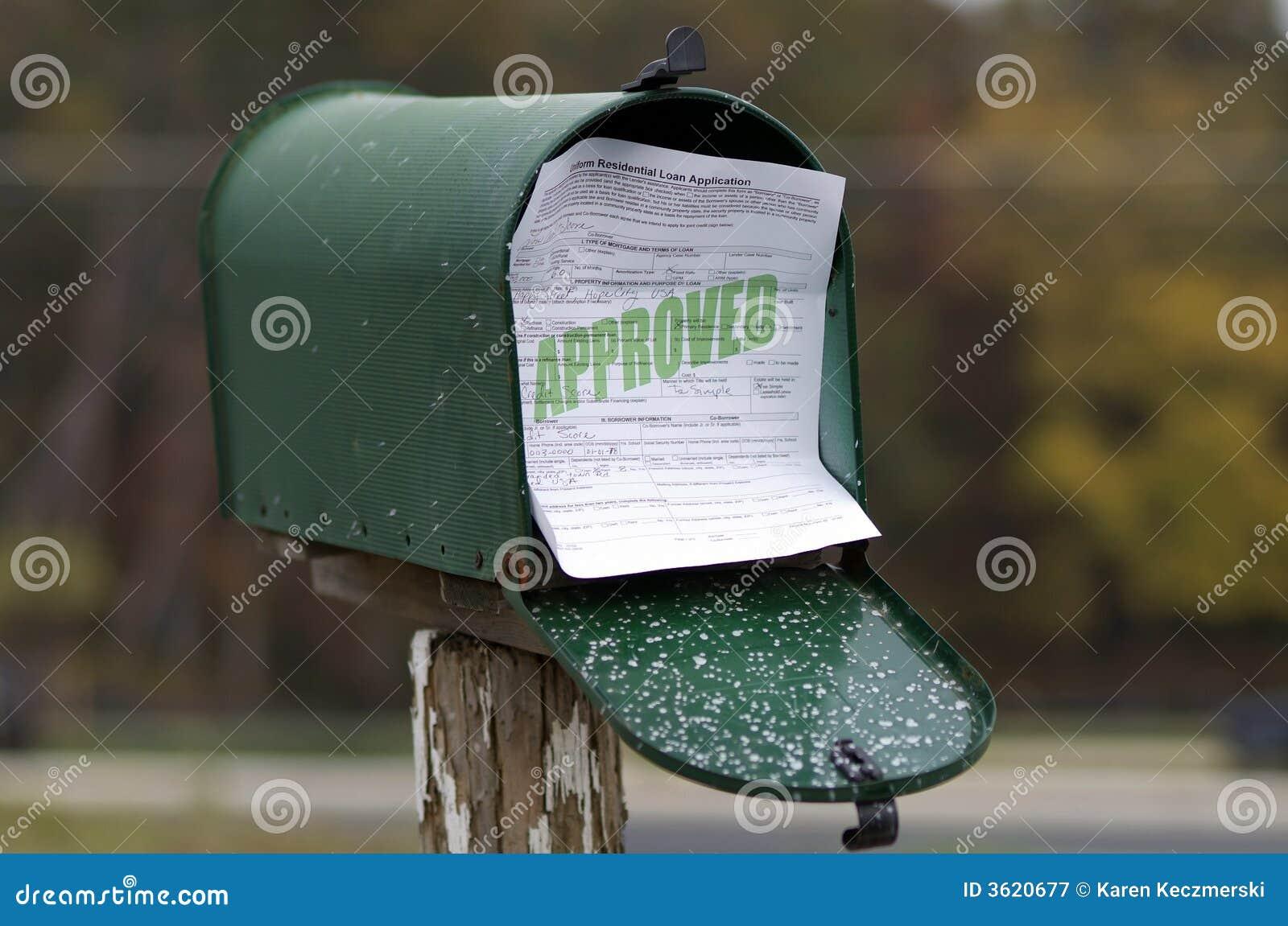 Pożyczki stosowania zatwierdzonej