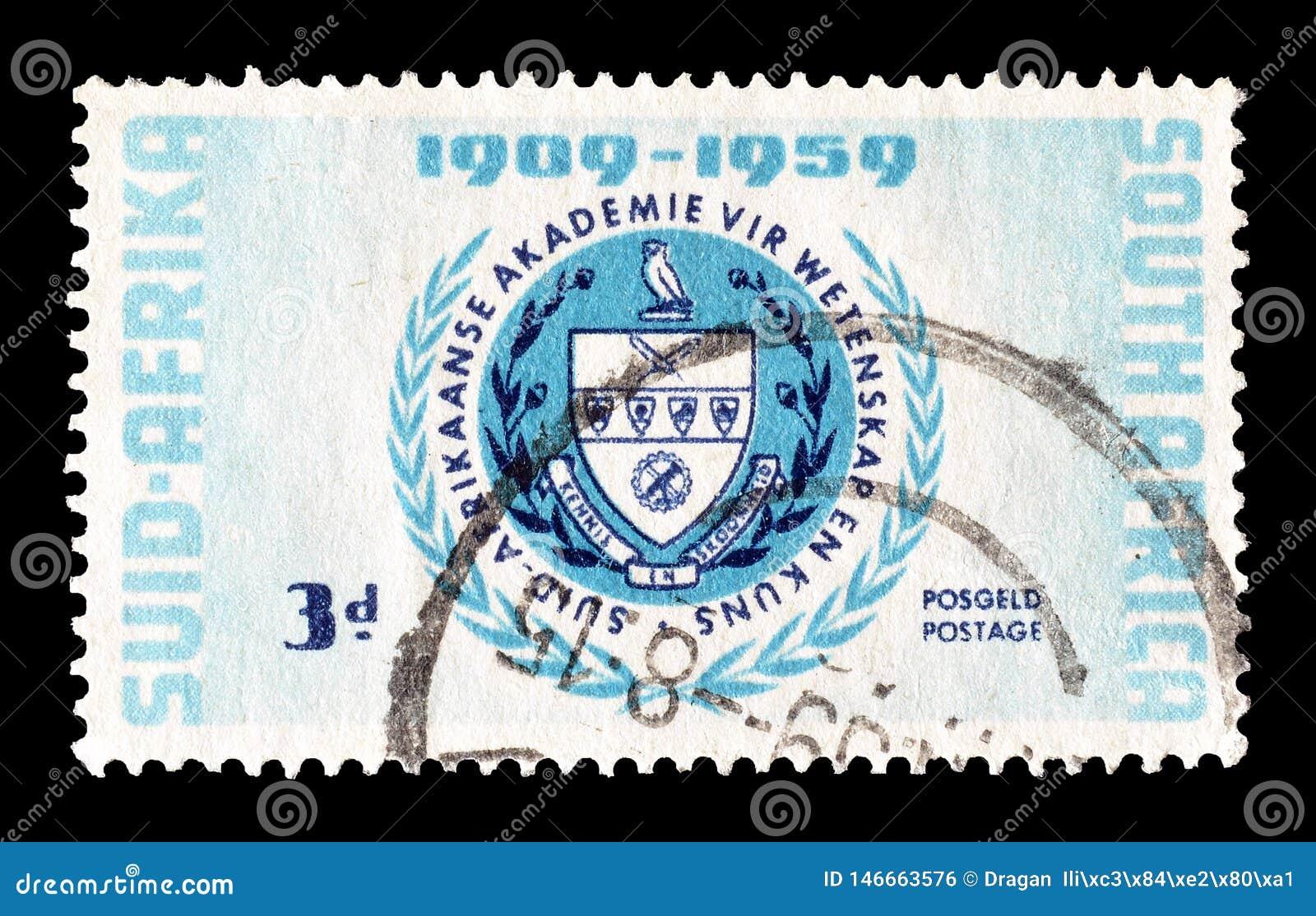 Po?udniowa Afryka na znaczkach pocztowych