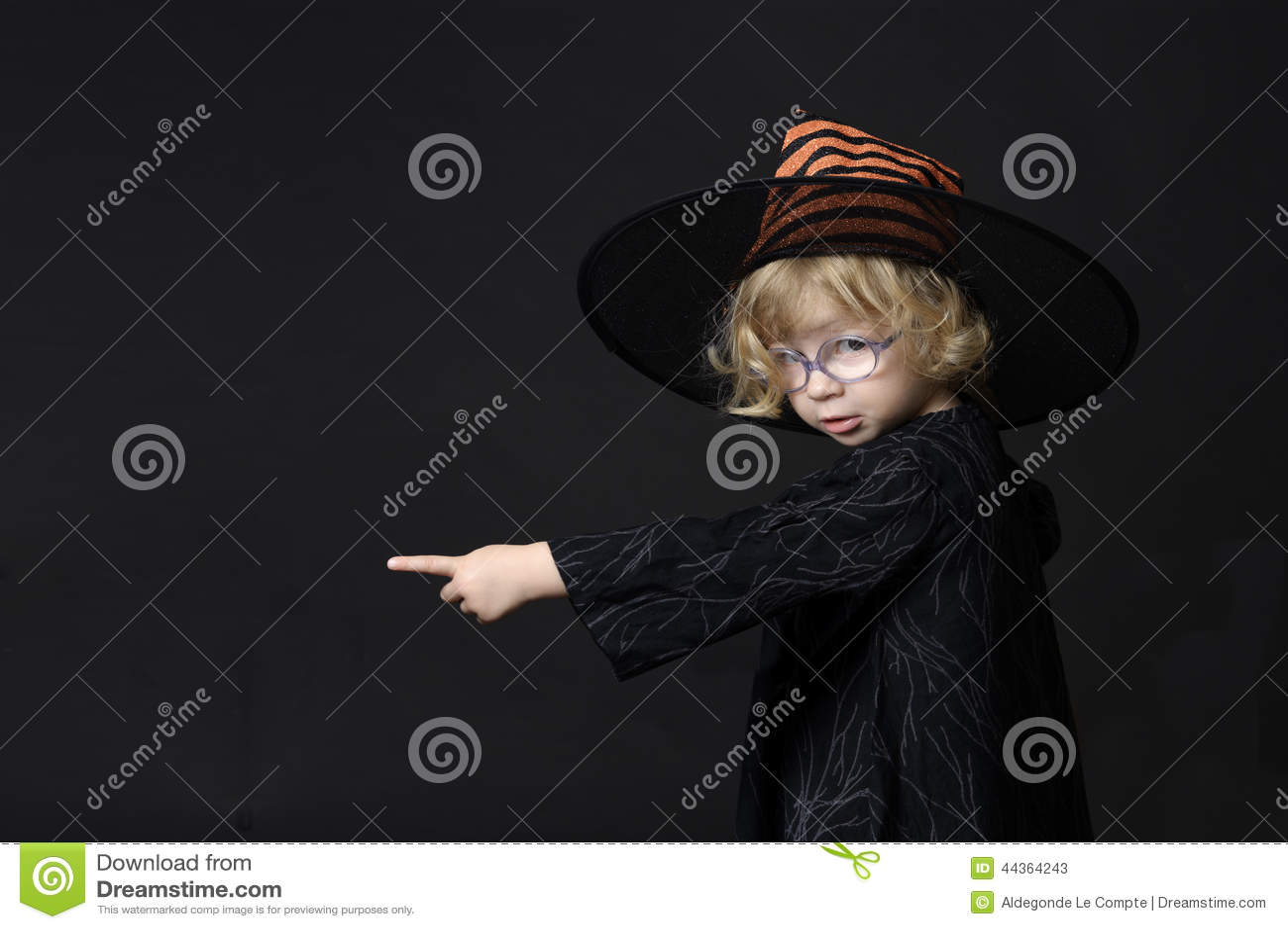 Poca strega di Halloween