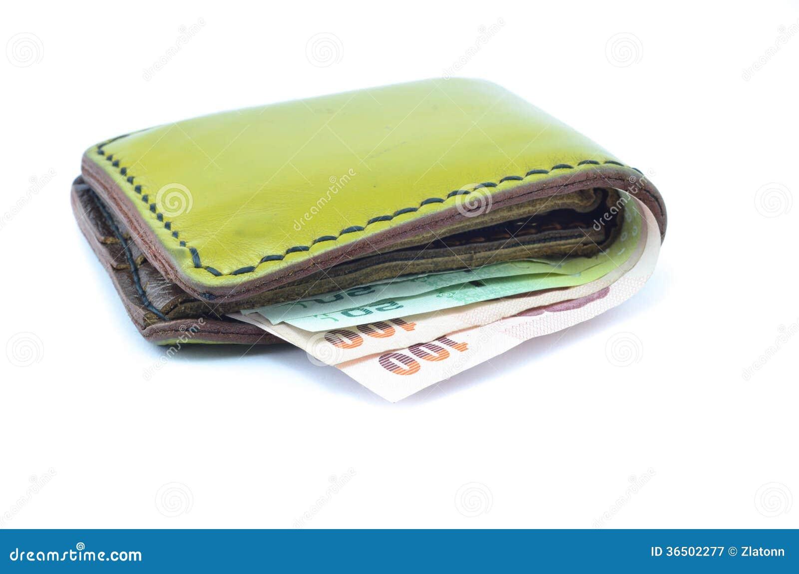 Poche et argent