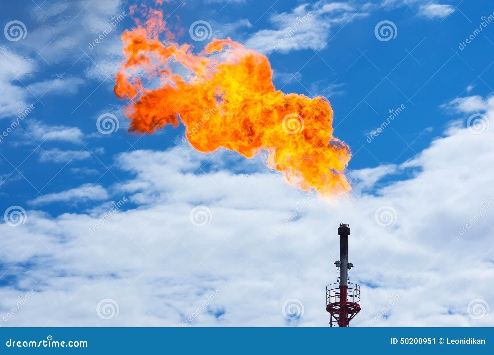 Pochodnia gazu