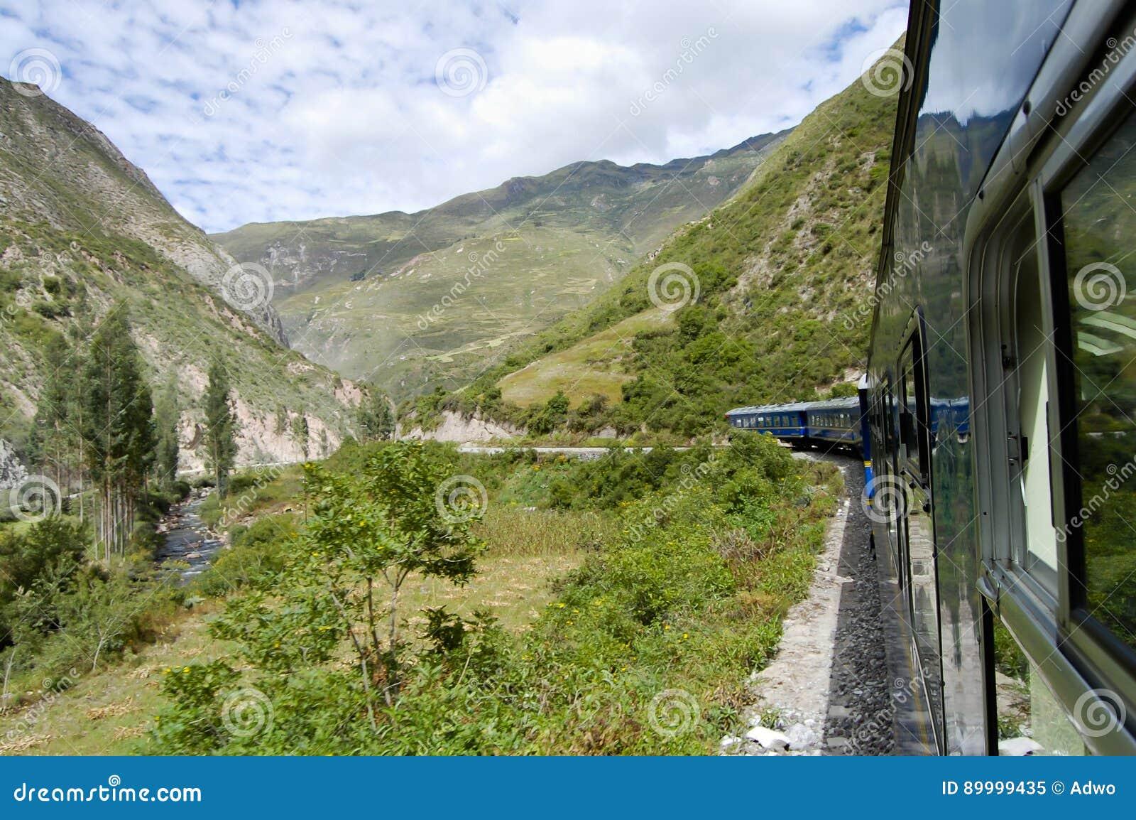 Pociąg - Peru