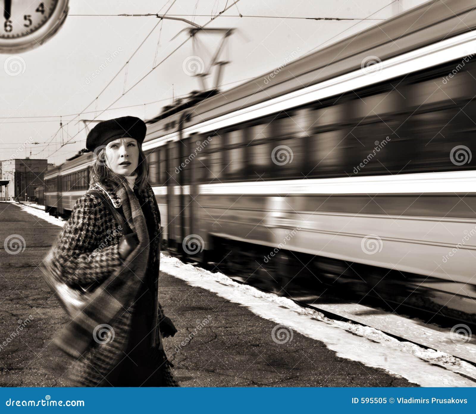 Pociąg zaginionych