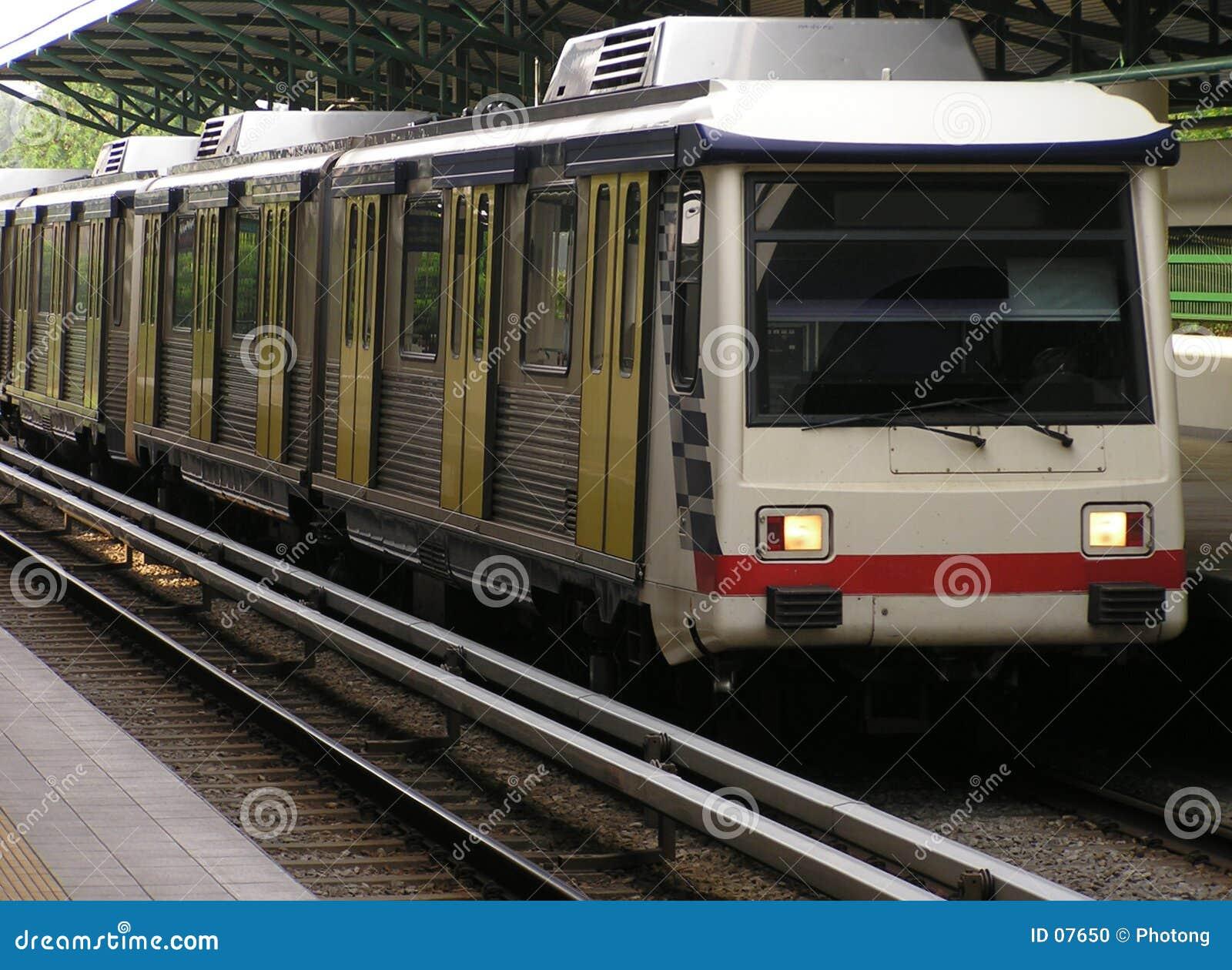 Pociąg transportu