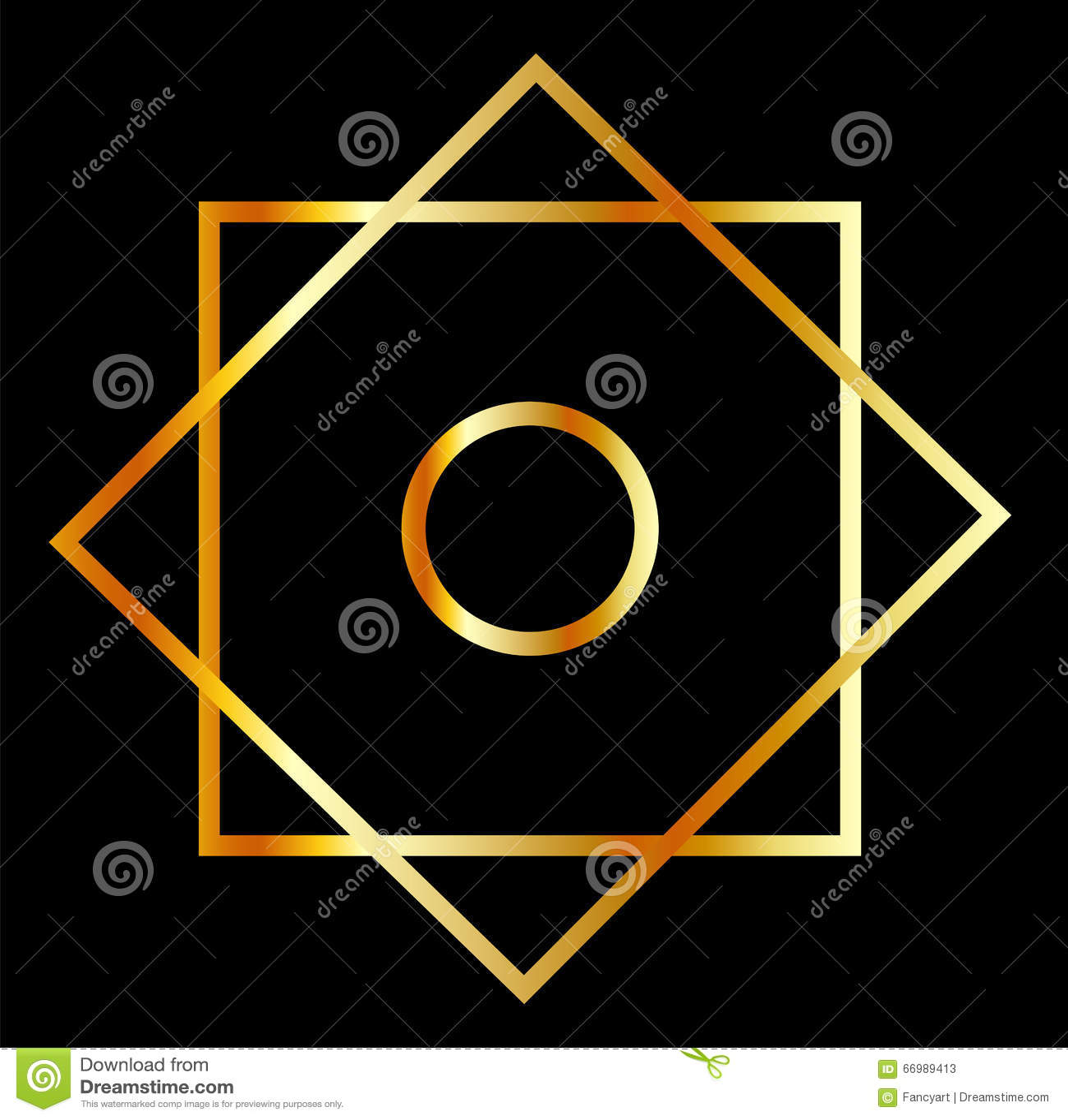 Pocierania el Hizb symbol