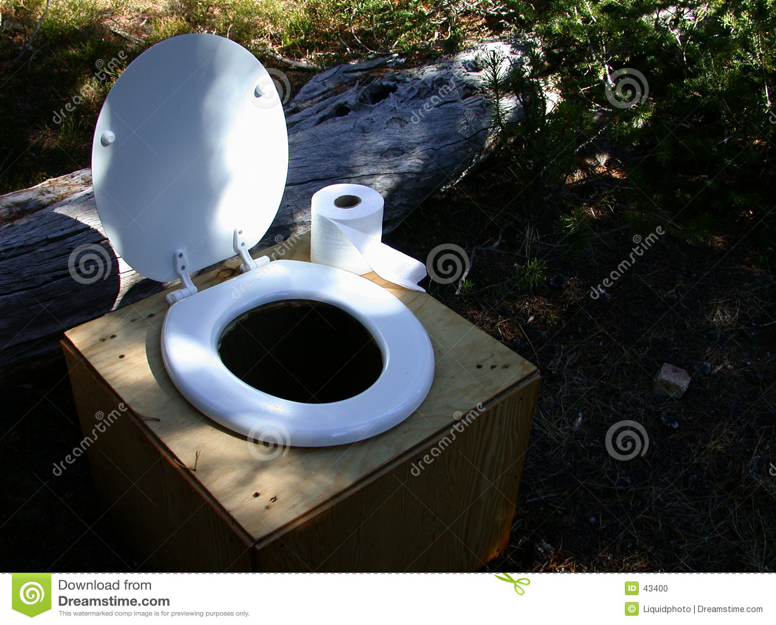 Pociesz istoty toaletę