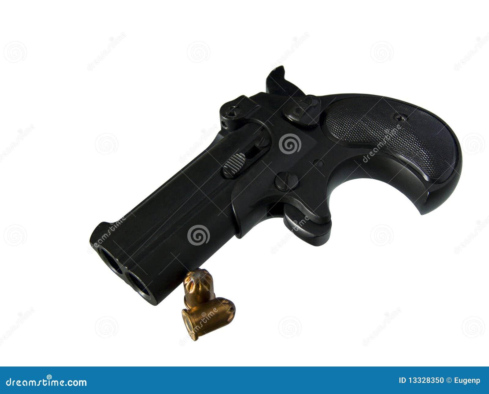 Pociska pistolet