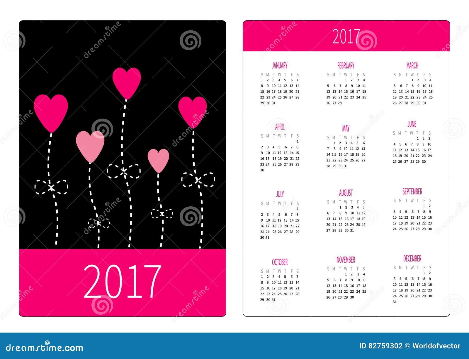Calendar Extender Design : Off black vertical pocket quot full view greeting