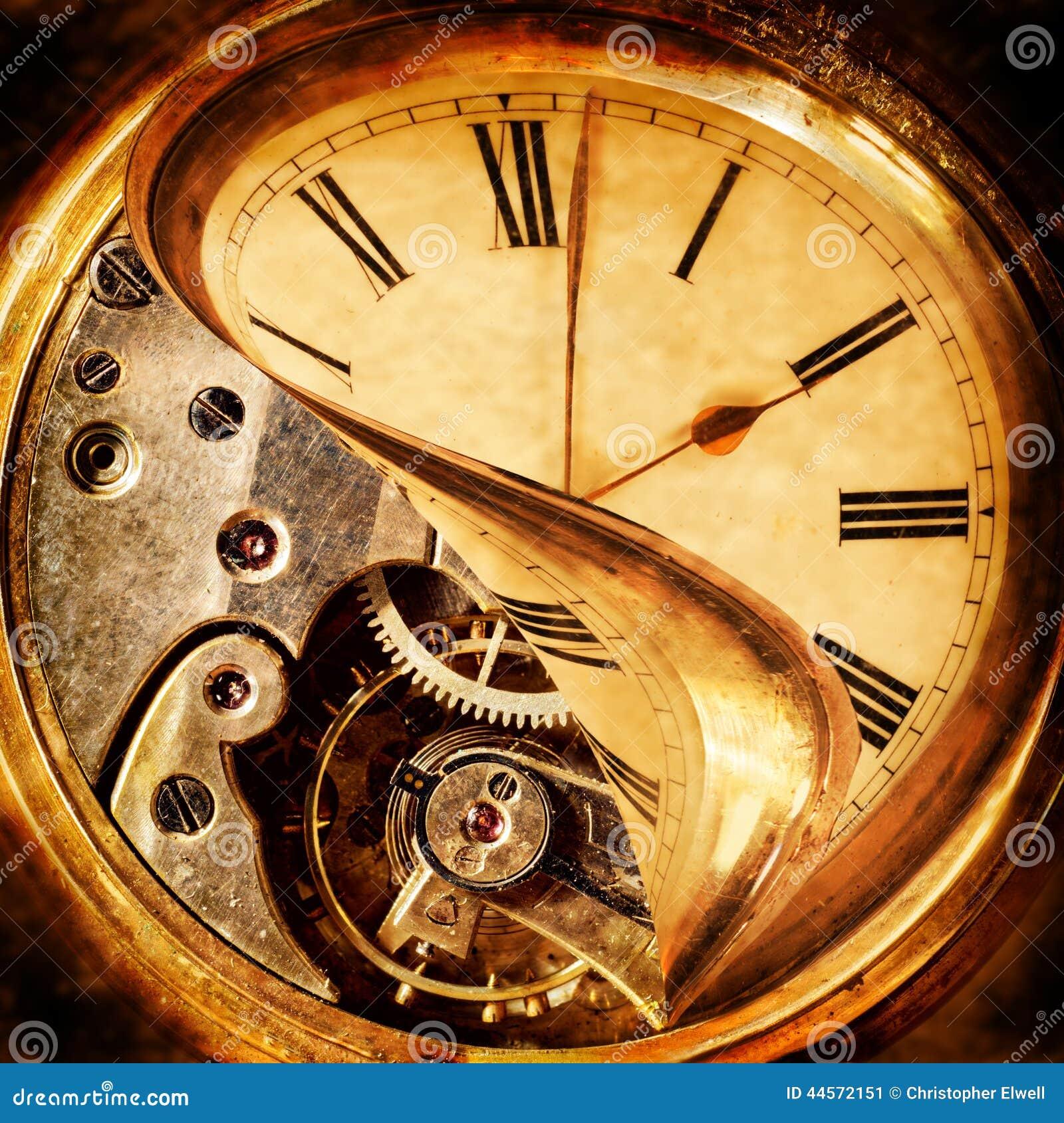 Pocket Watch Stock Photo Image 44572151