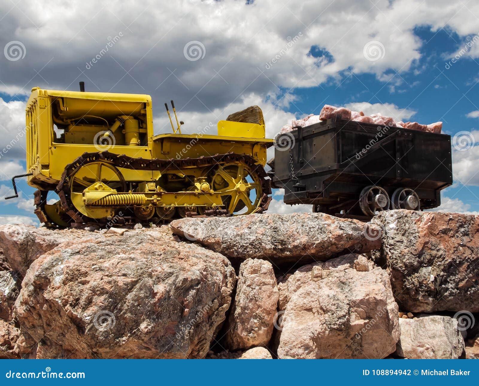 Poco bulldozer che potrebbe
