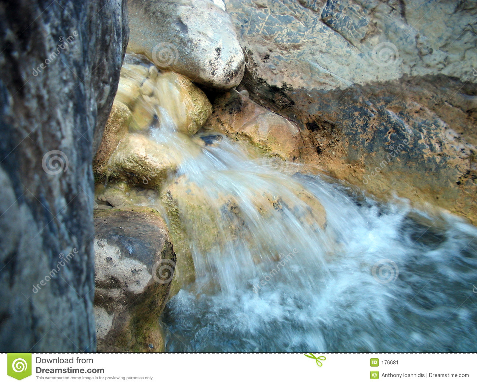 Poco flusso