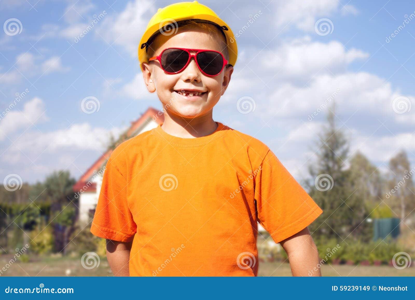 Download Poco Trabajador De Construcción Imagen de archivo - Imagen de arquitecto, alegre: 59239149