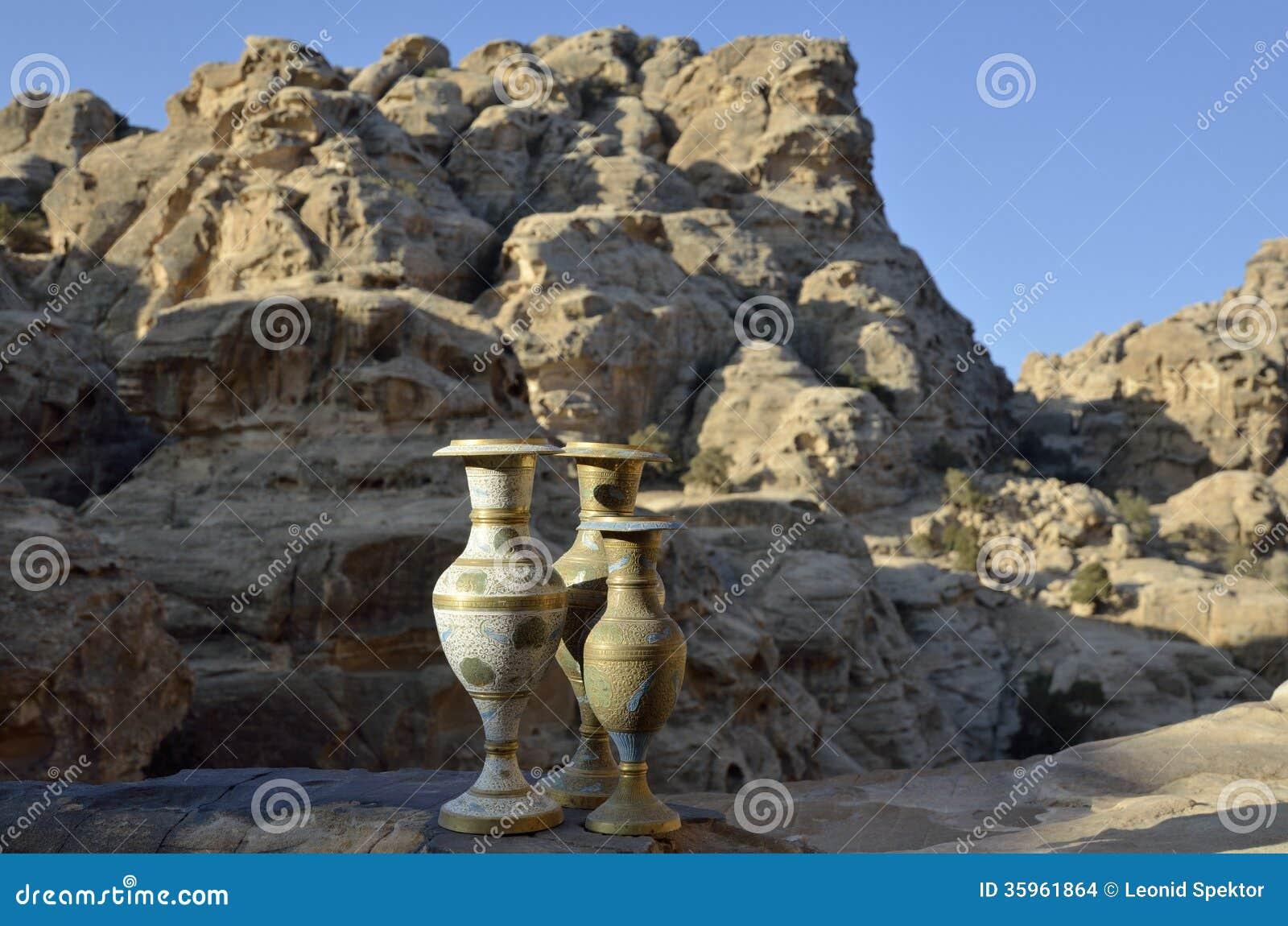 Pocos recuerdos del Petra, Jordania