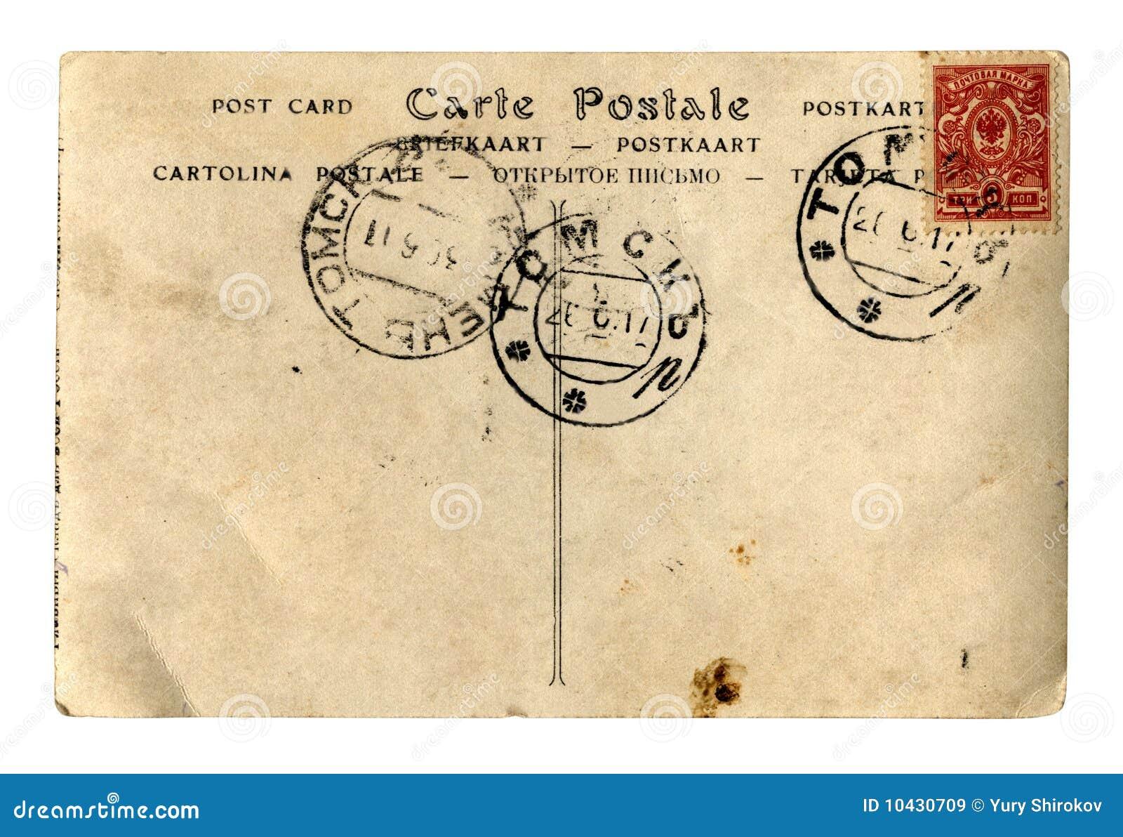 Pocztówkowy rocznik
