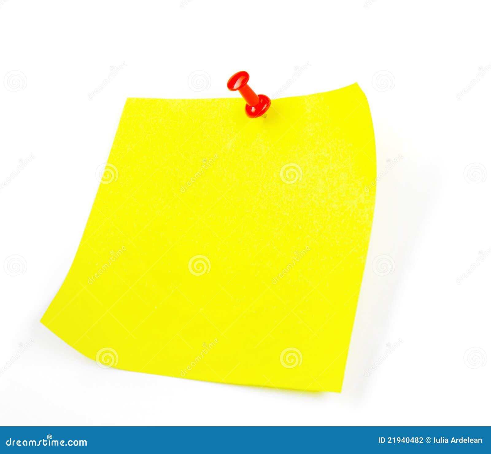 Poczta kolor żółty