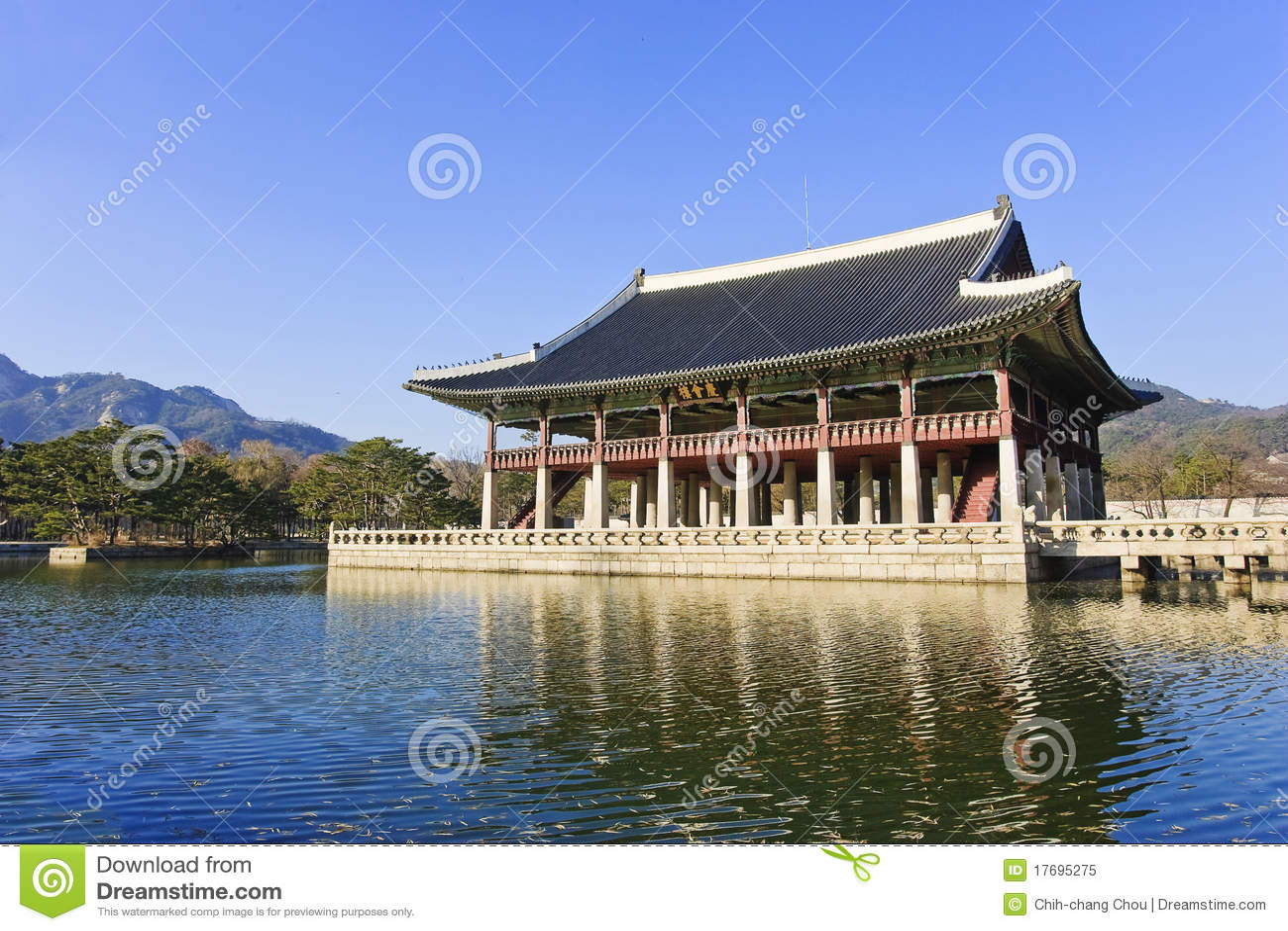Podłogowy gyeonghoeru