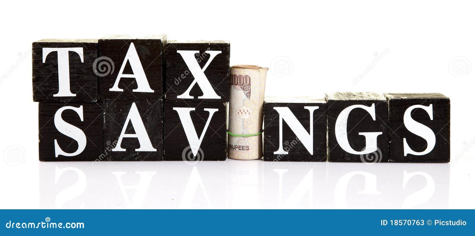 Podatków oszczędzania