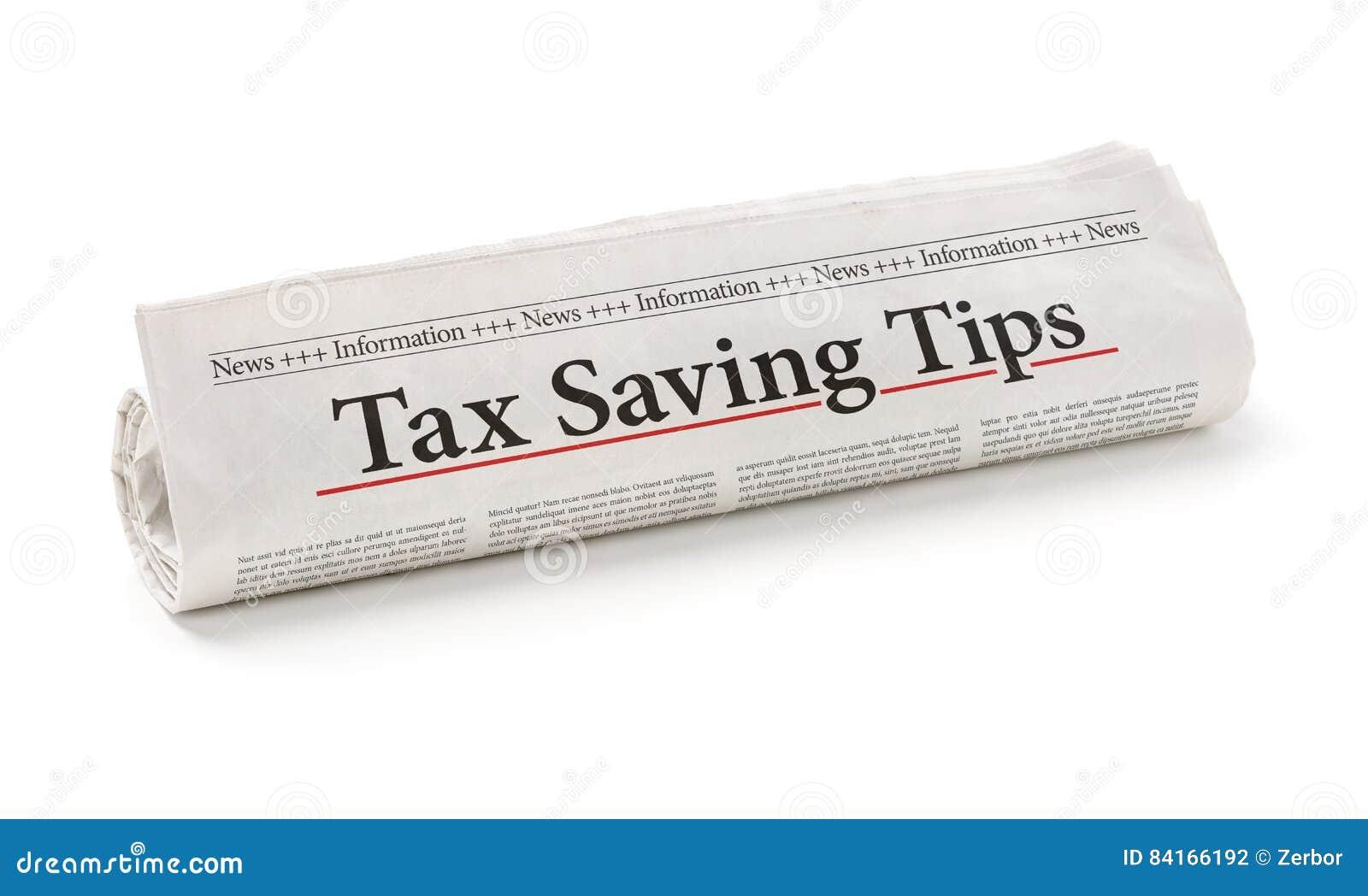 Podatku oszczędzania porady