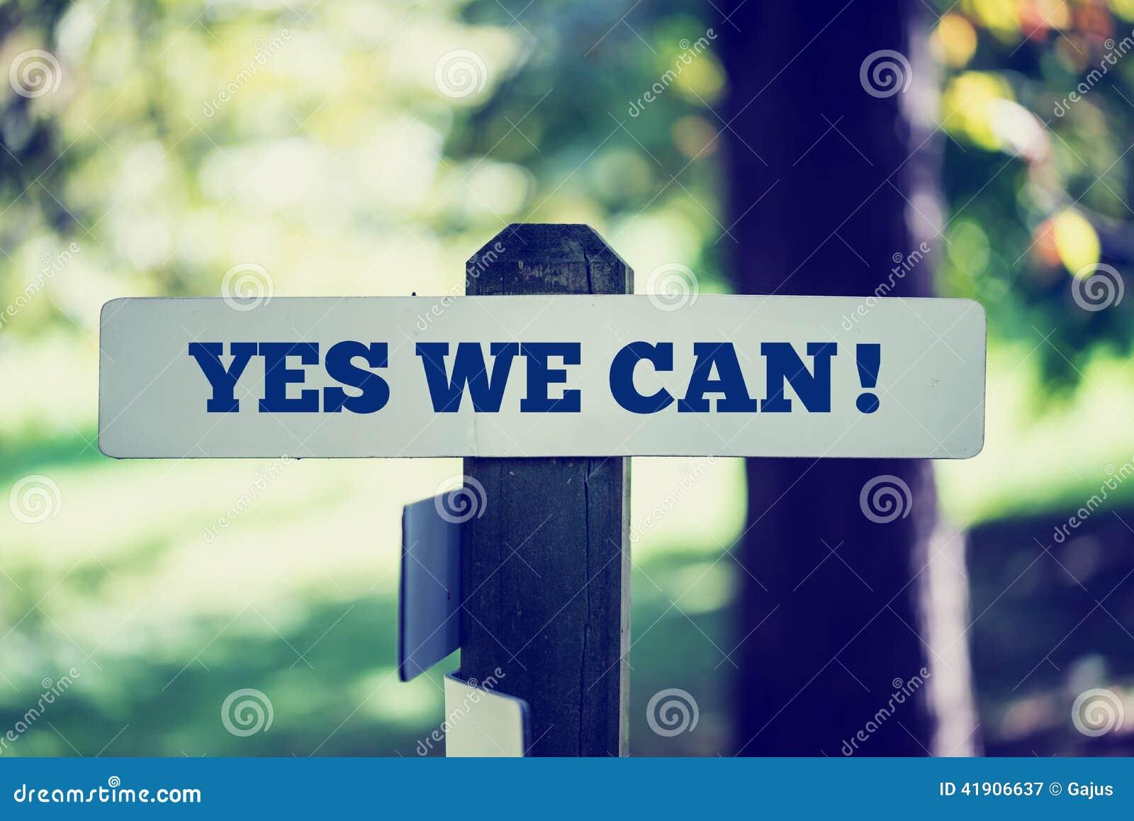 Podemos sí