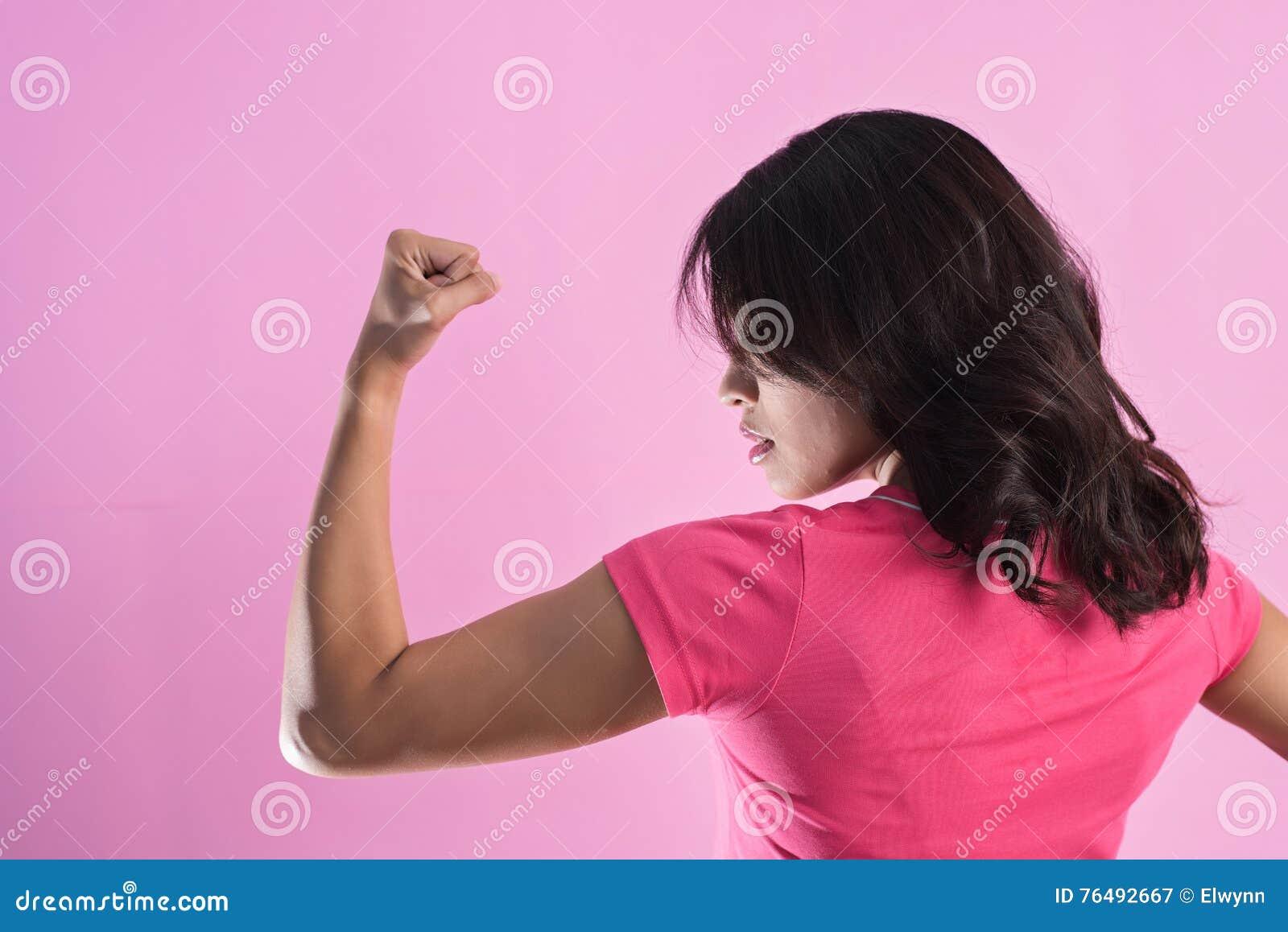 Poder asiático da mulher