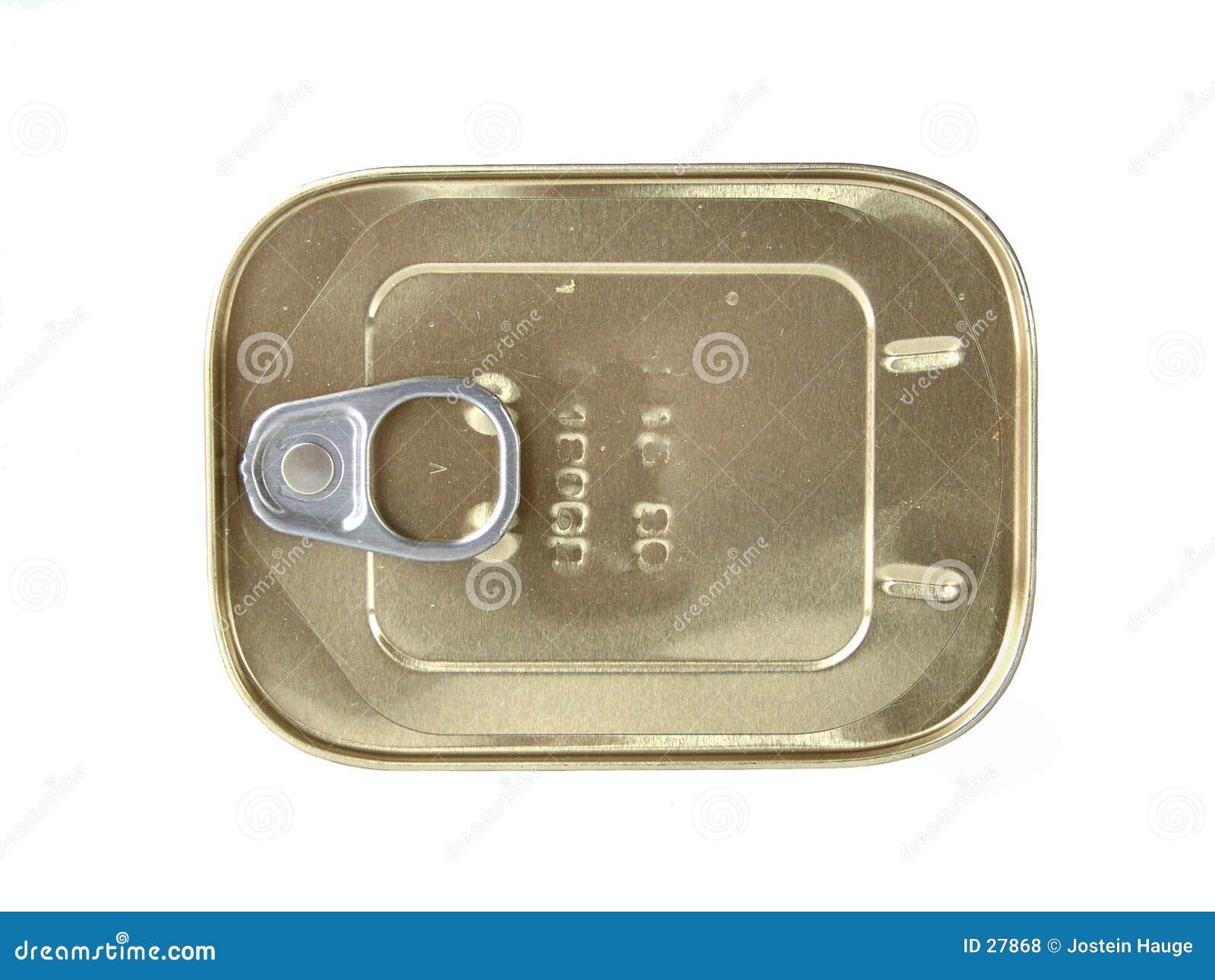 Download Poder de estaño foto de archivo. Imagen de rectángulo, sardinas - 27868