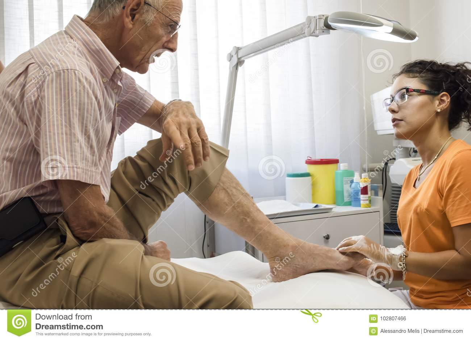 Pedicures For Elderly Near Me