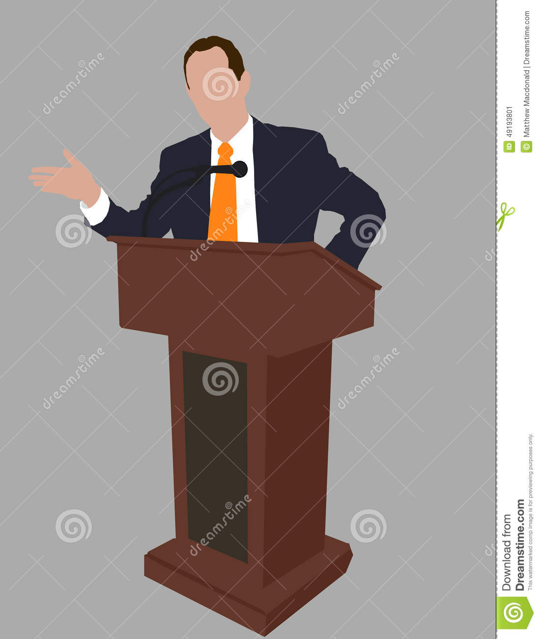 Business plan professional speaker, royalty-free stock vector id: 454460350
