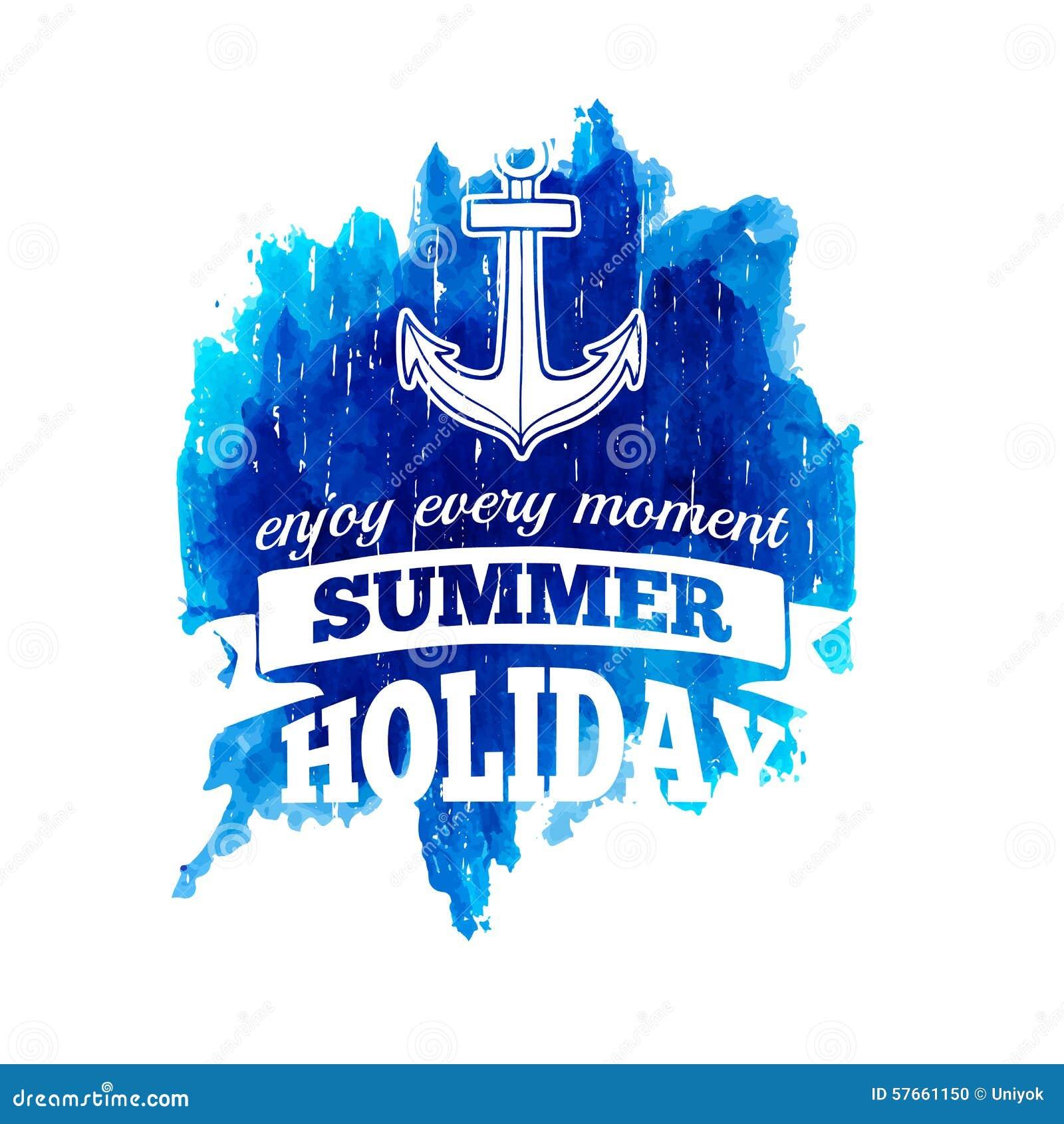 Podpisuje, przylepia etykietkę, logo lub emblemat wakacje letni
