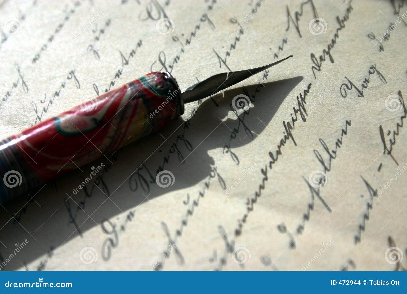 Podpisz pisanie wierszy zamówień
