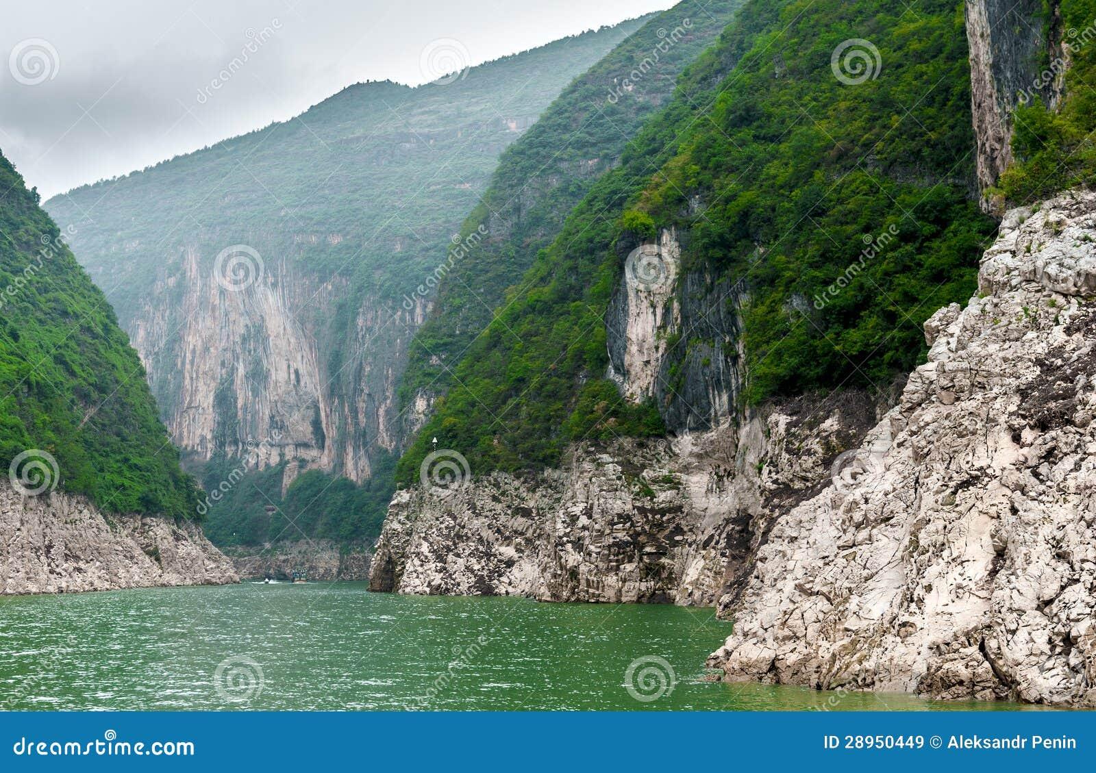 Podróż wzdłuż Yangtze