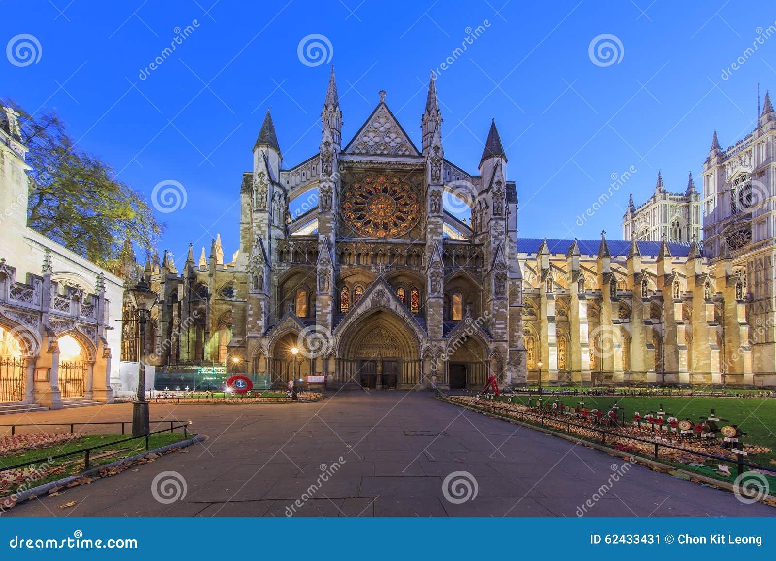 Podróżujący w sławnym opactwo abbey, Londyn, Zlany Kingdo