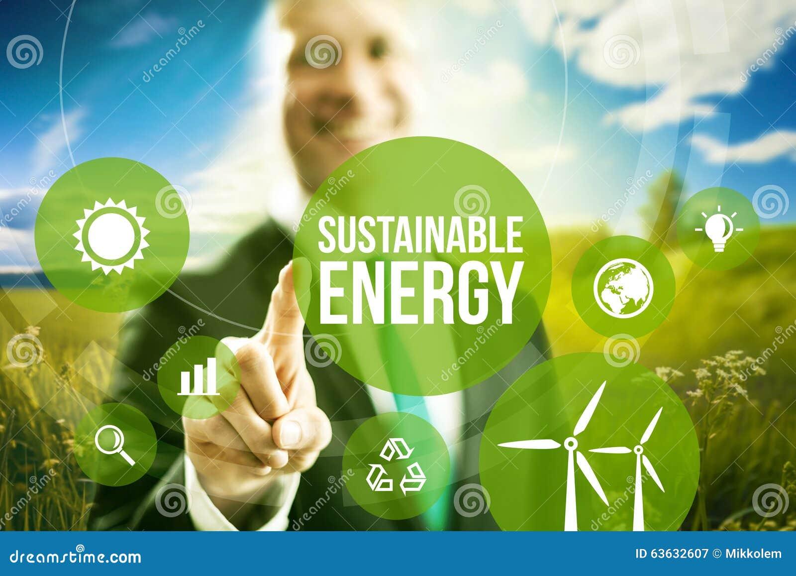Podtrzymywalna pojęcie energia