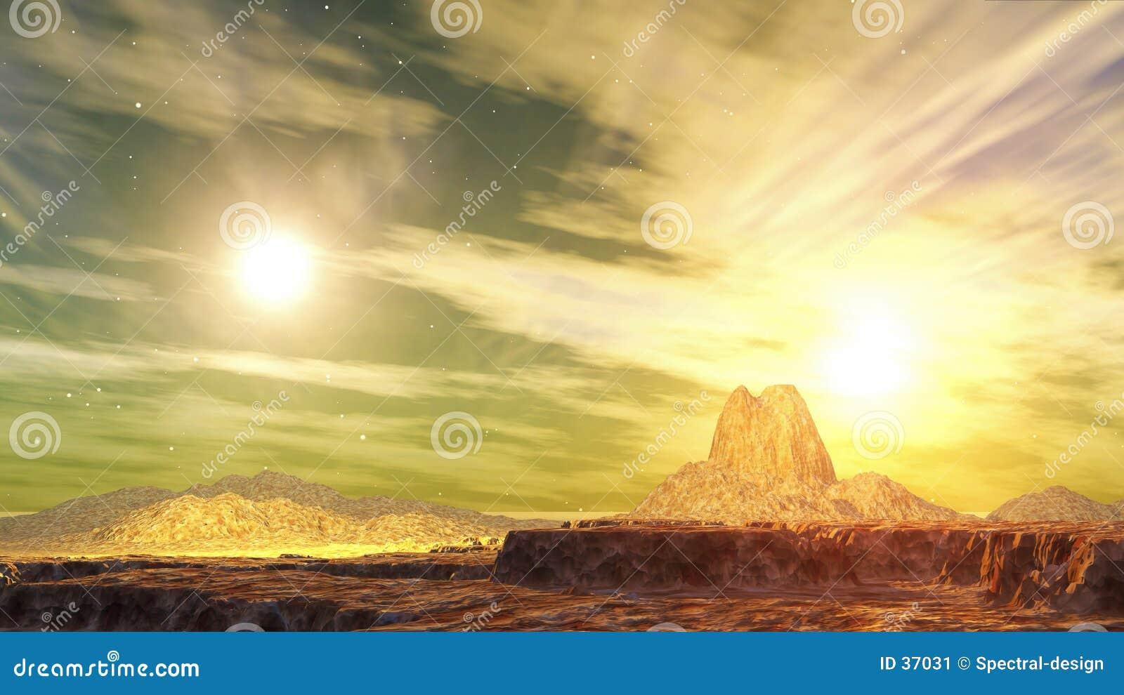 Podwójny 1 kaito słońce