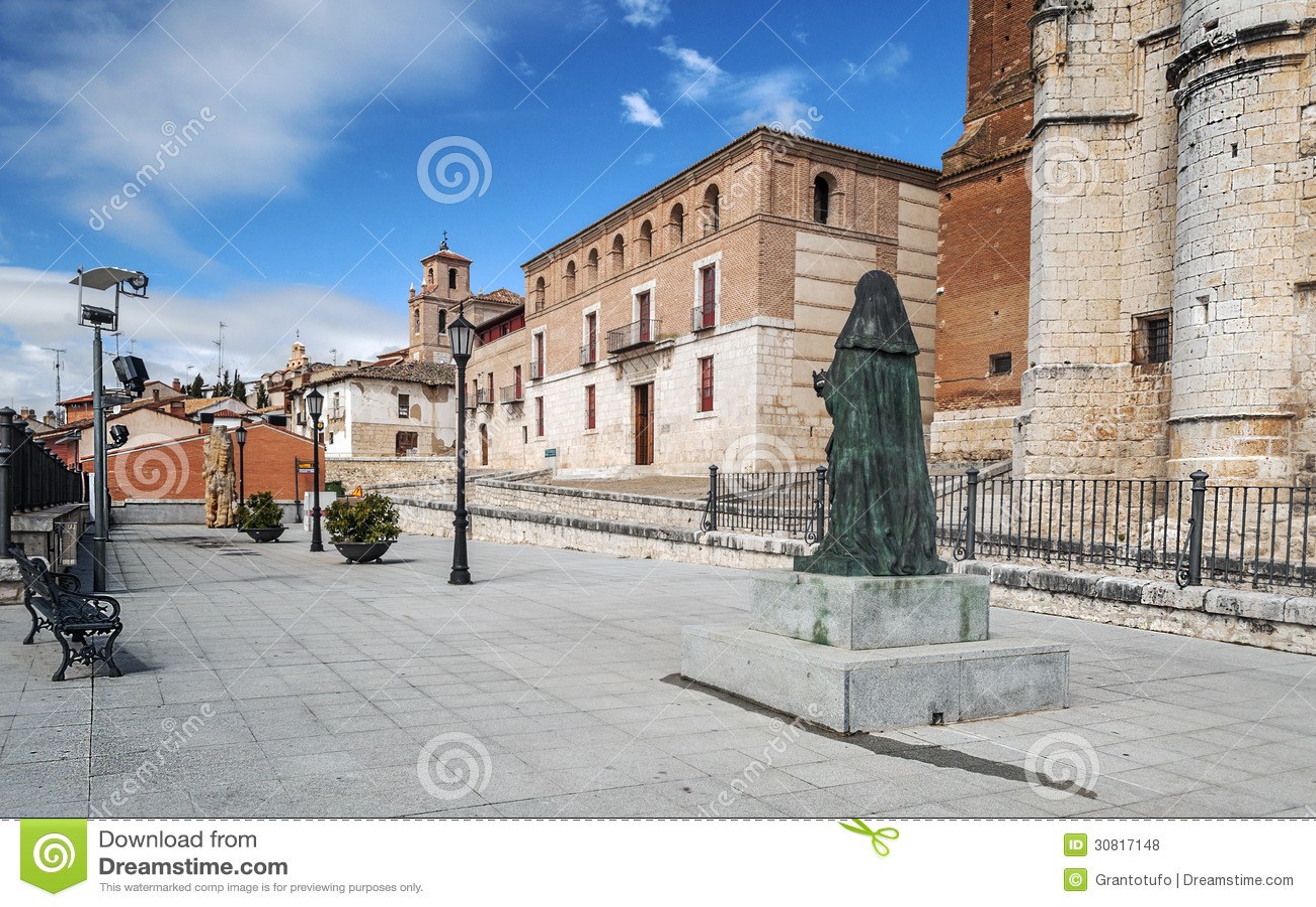 Podwórze Tordesillas