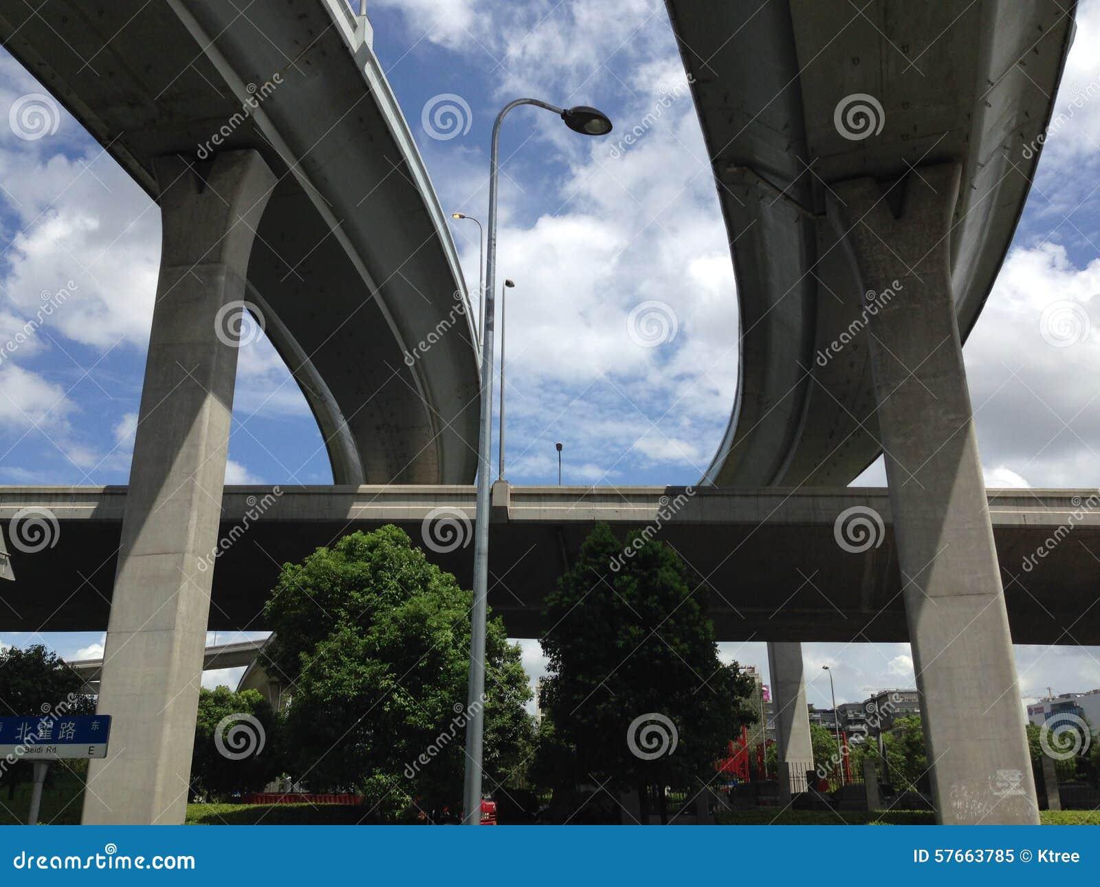 Podwyższona autostrada