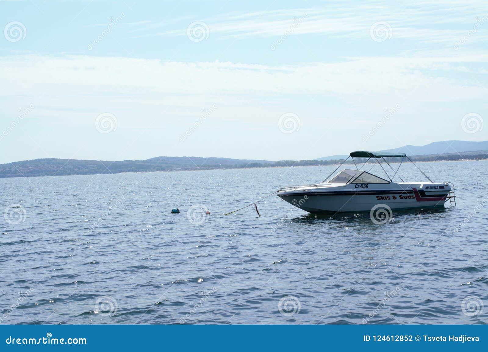 Pogodna woda na Czarnym morzu