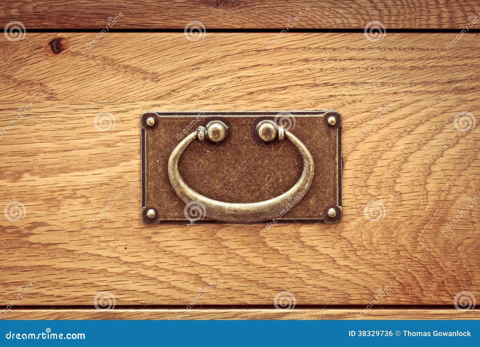 poign e de tiroir image libre de droits image 38329736. Black Bedroom Furniture Sets. Home Design Ideas