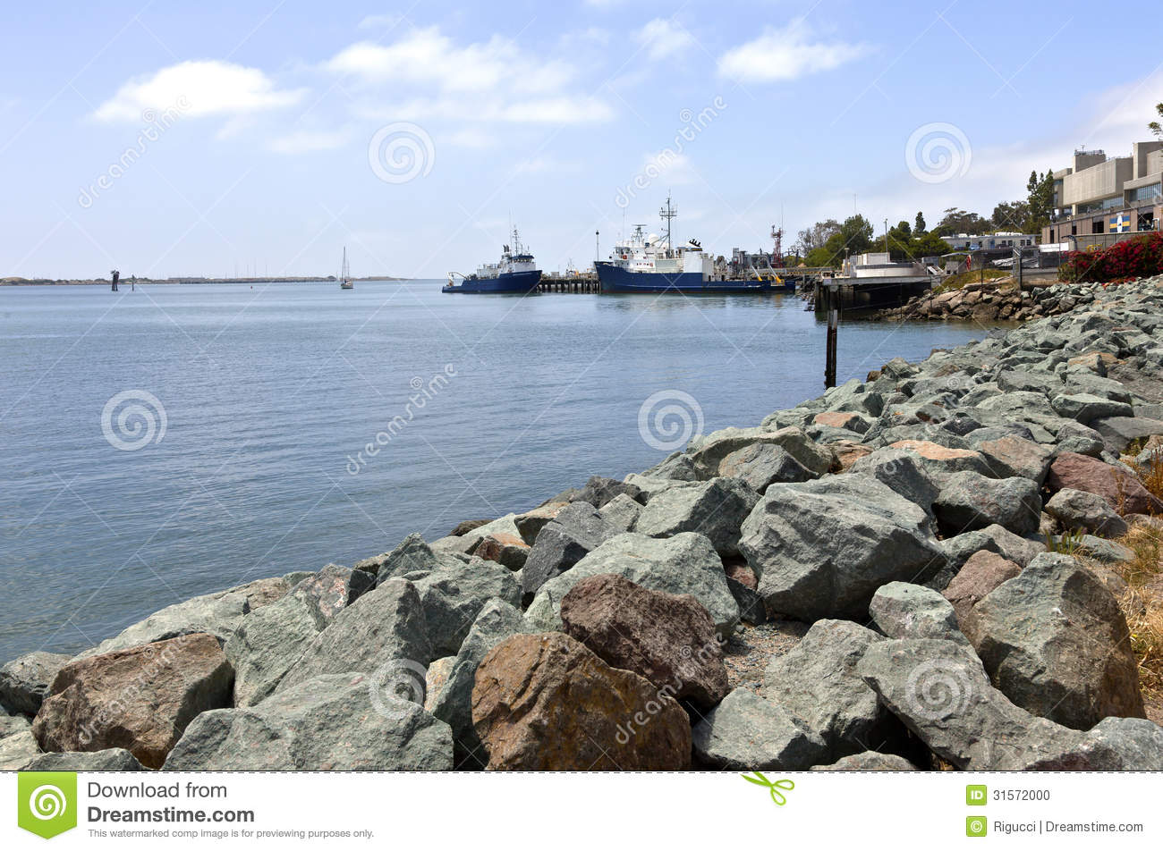 Point loma san diego fishing vessels california stock for Point loma fishing