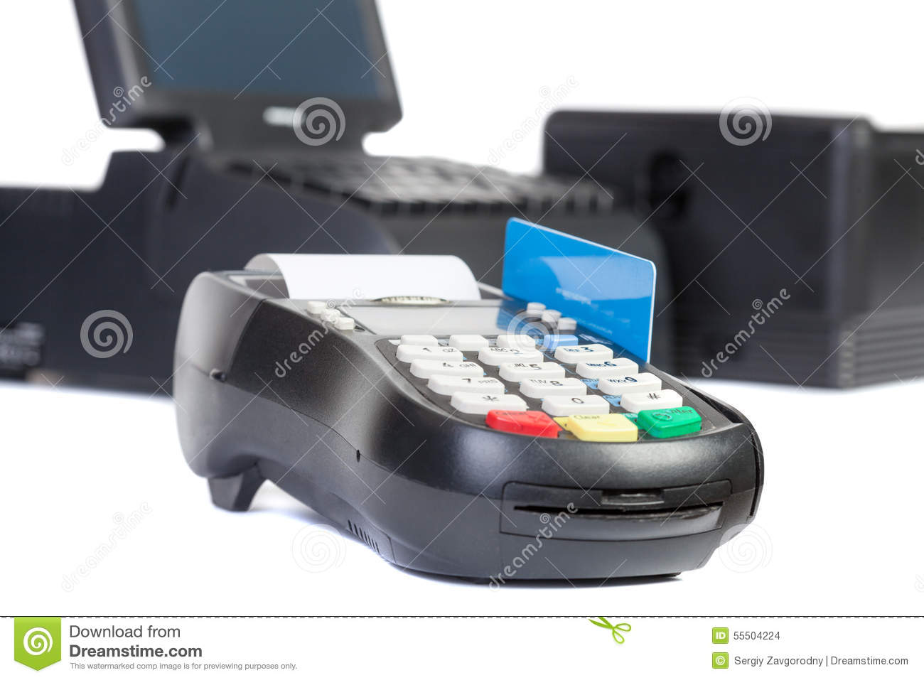 point of sale system abstract Point of sale system (pos) point of sale system (pos) introduction point of sale (pos) or checkout is the place where a retail transaction is completed it is the point at which a customer makes a payment to a merchant in exchange for goods or services.