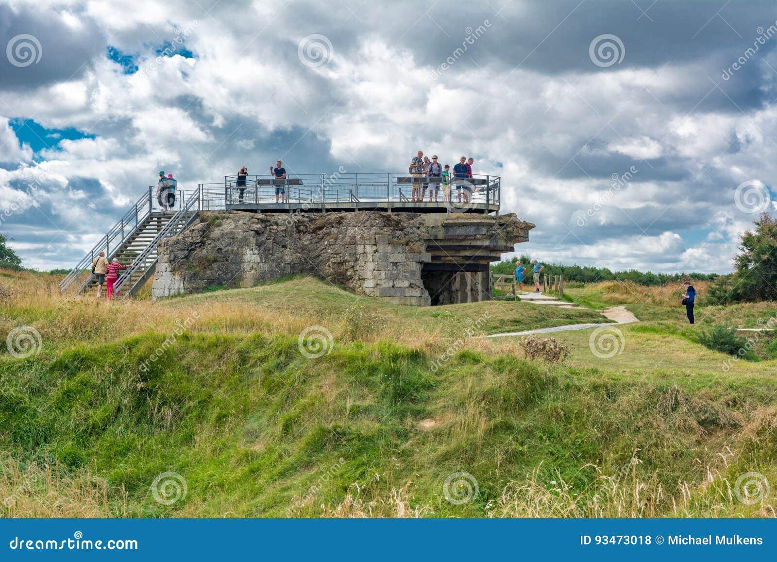 Pointe Du pointe Normandy