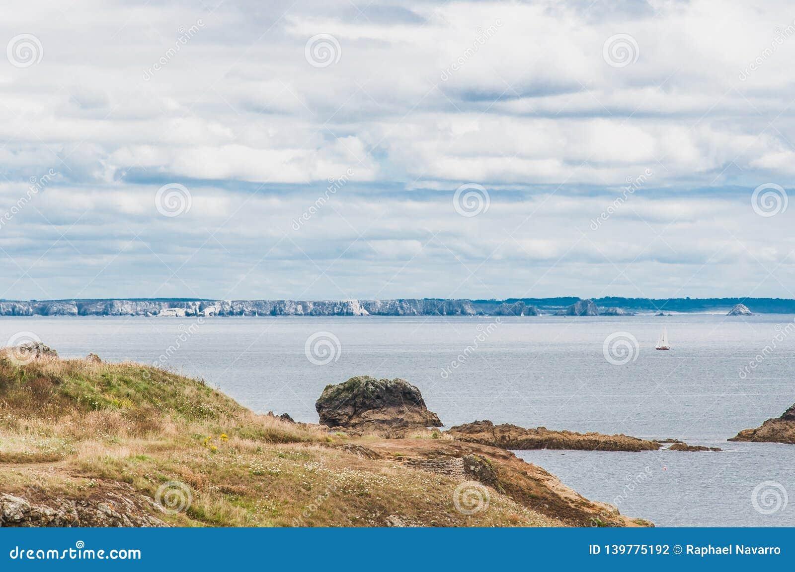Pointe Saint-Mathieu dans Plougonvelin dans Finistère