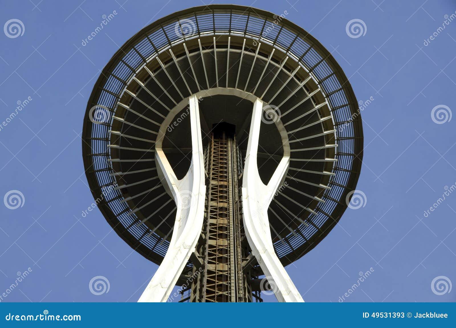 Pointeau Seattle de l espace