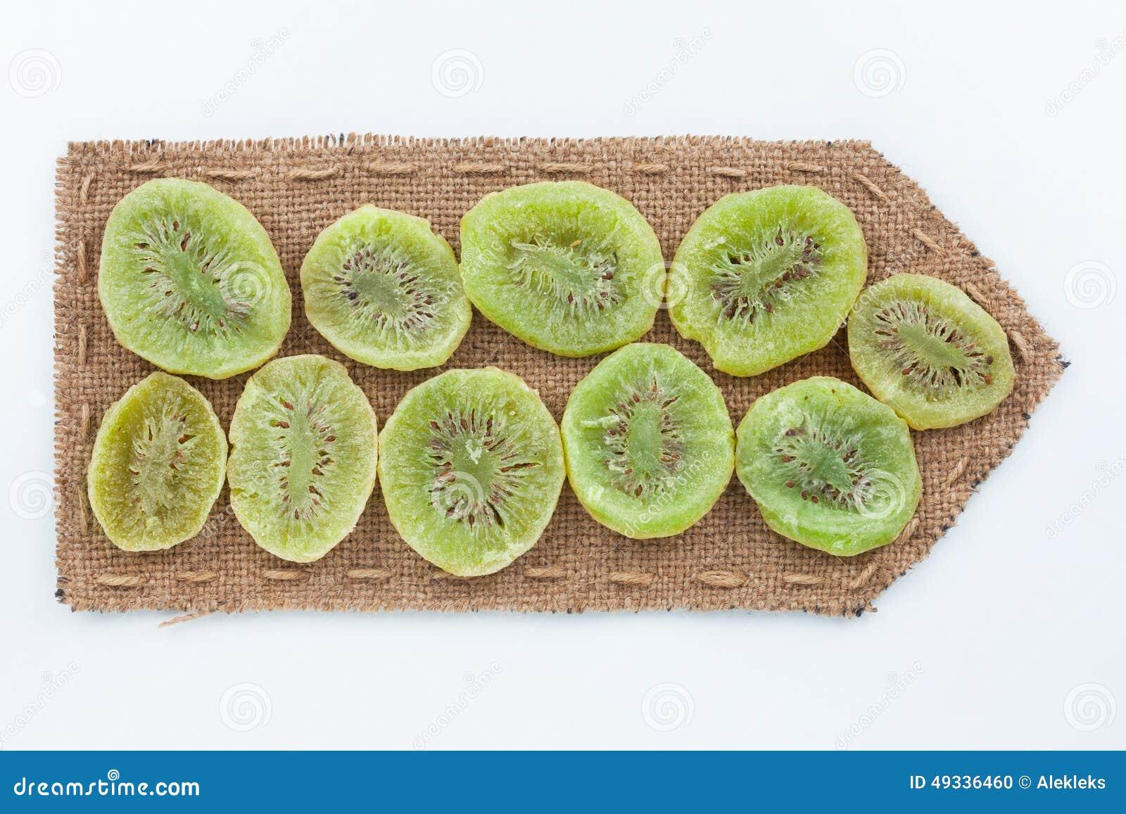 Kiwi Dried Royalty-Free Stock Image
