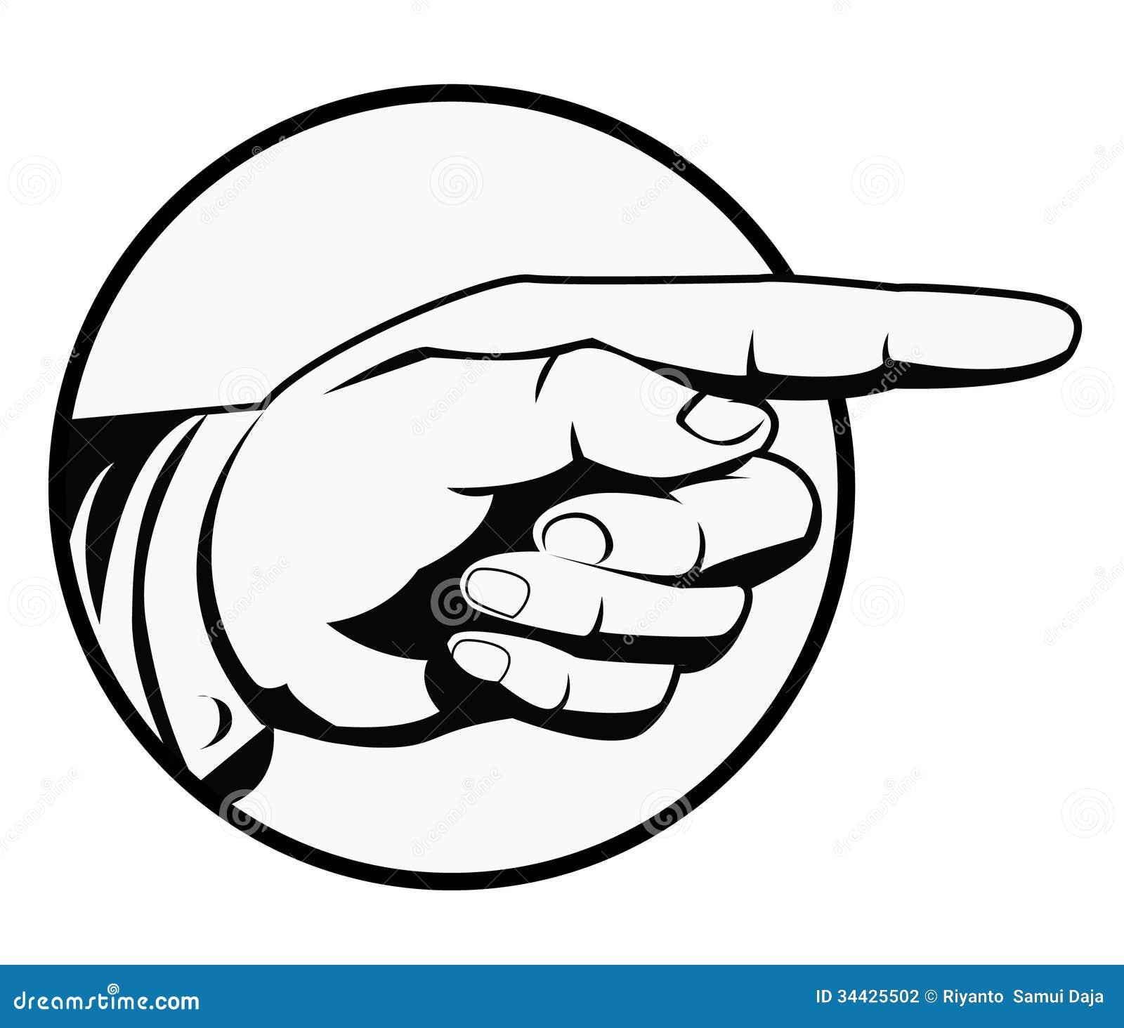 Image Gallery Symbol Hand