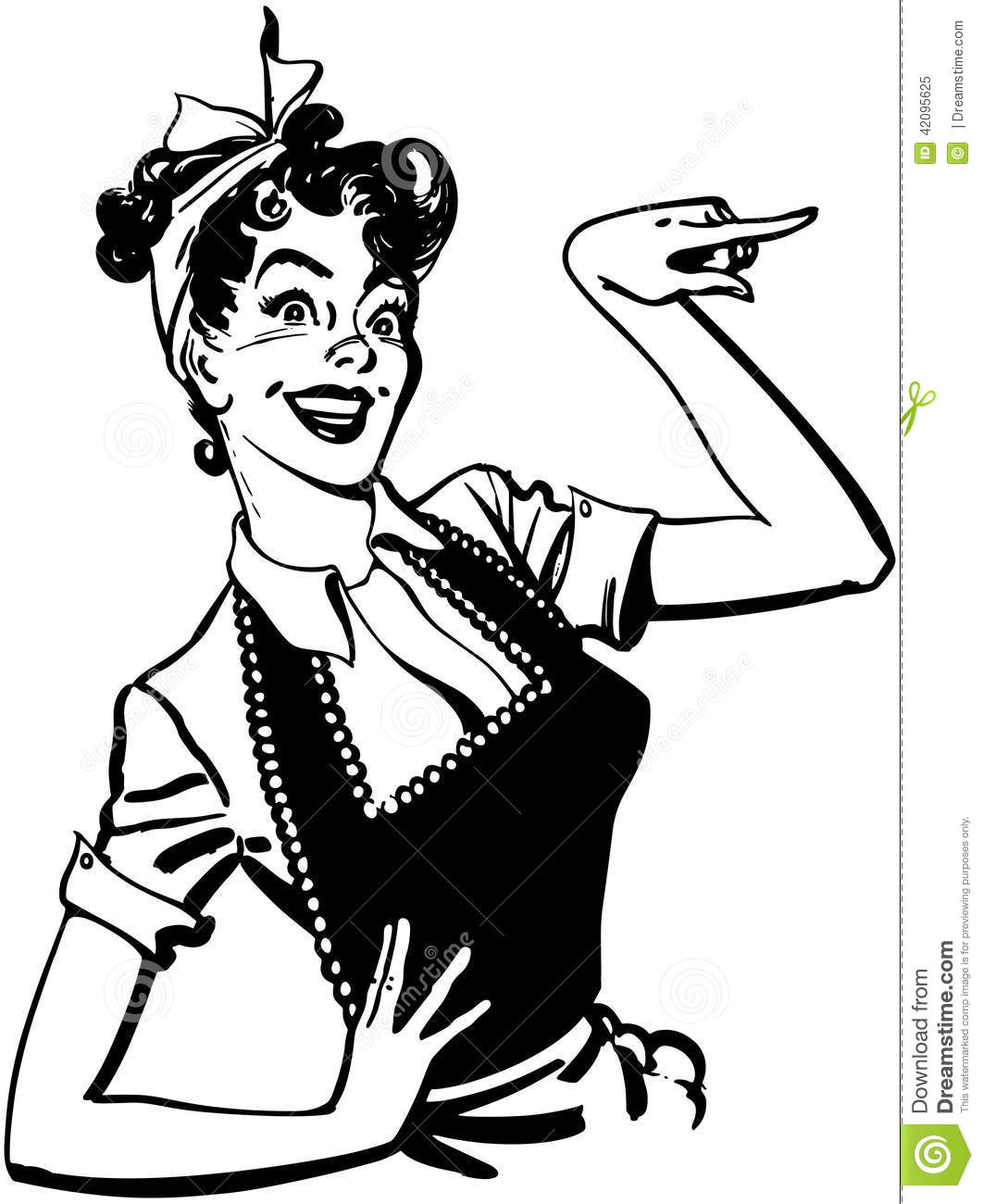 Housewife Stock Illustrations – 6,283 Housewife Stock ...