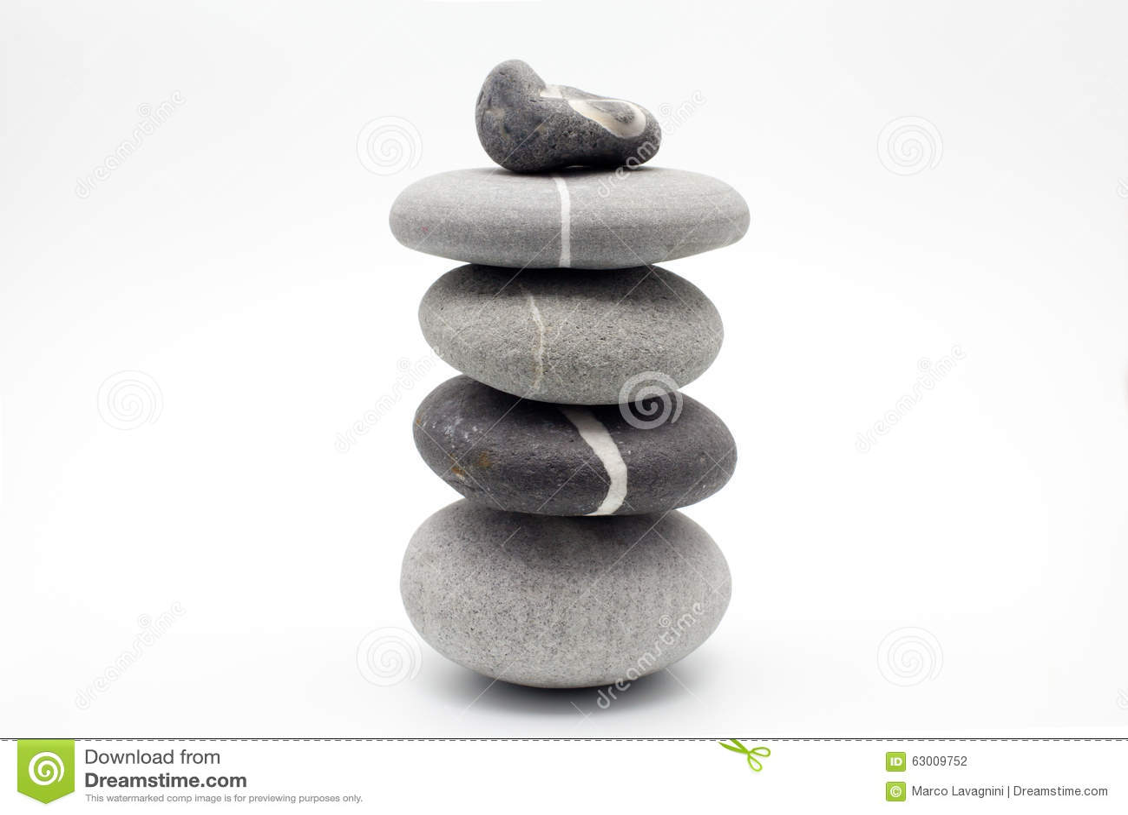 Poised Stones