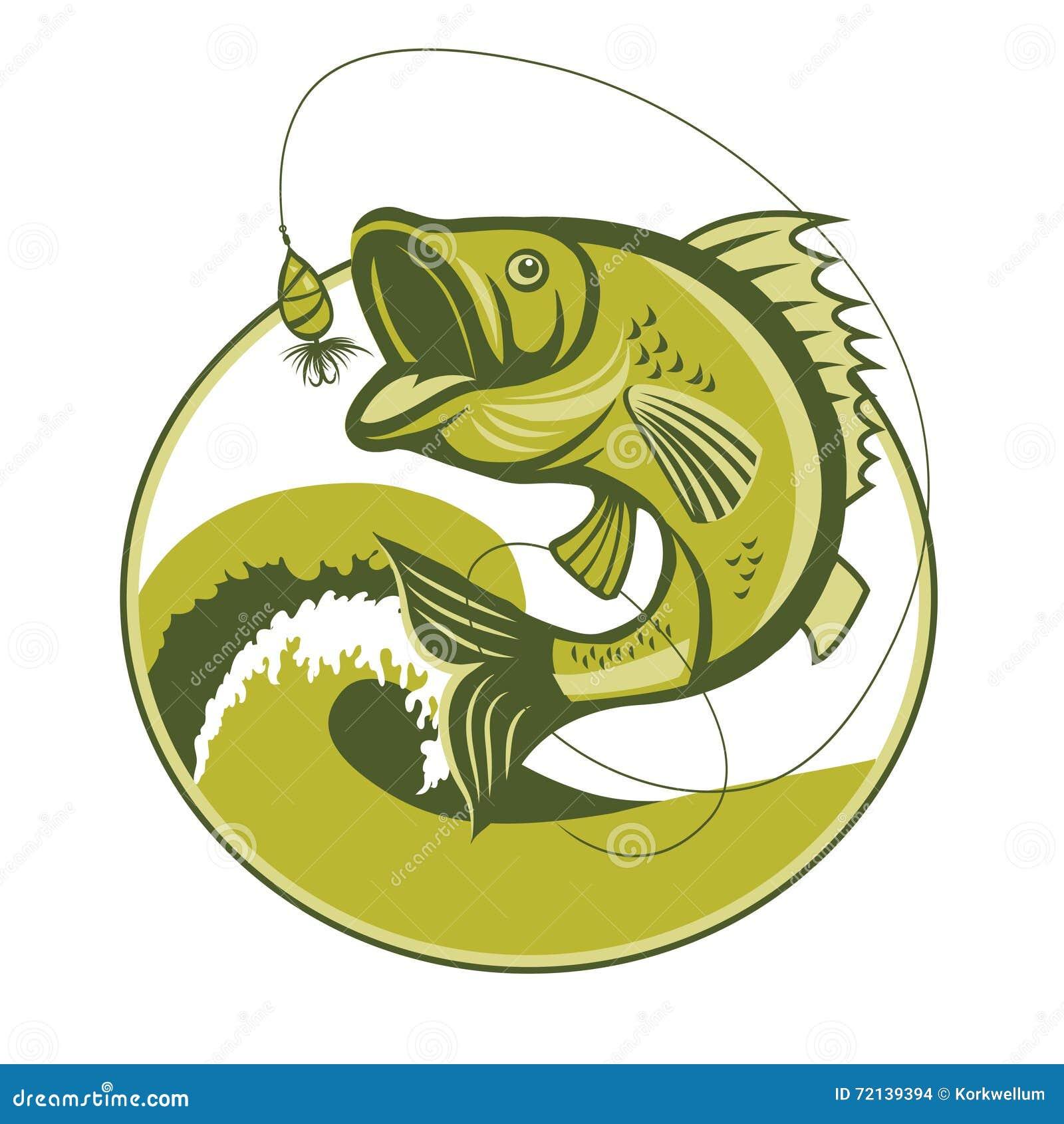 Poissons bas Bass Fishing Lures Bass Fishing Tackle Crochet de Bass Fishing