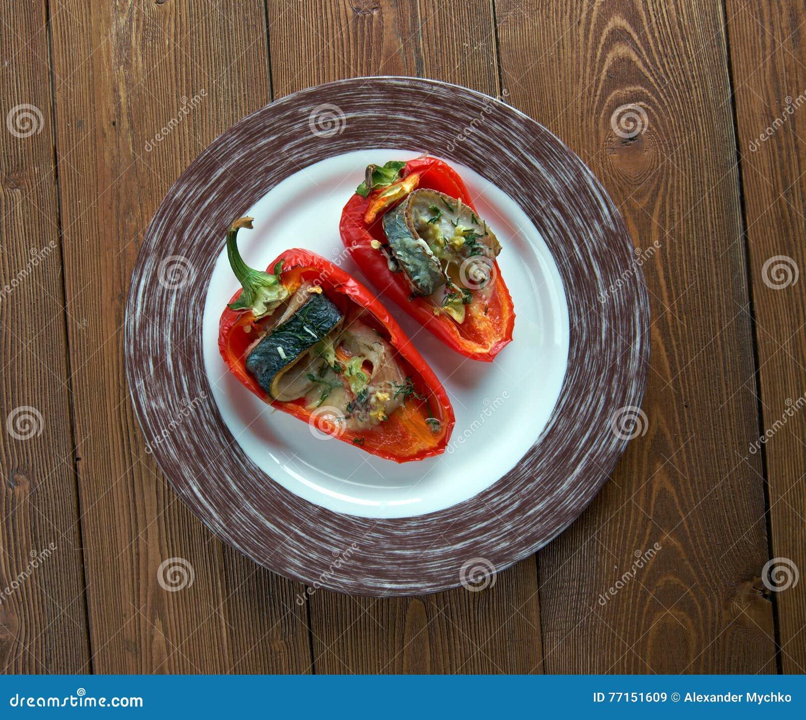 Poivrons Piedmontese -
