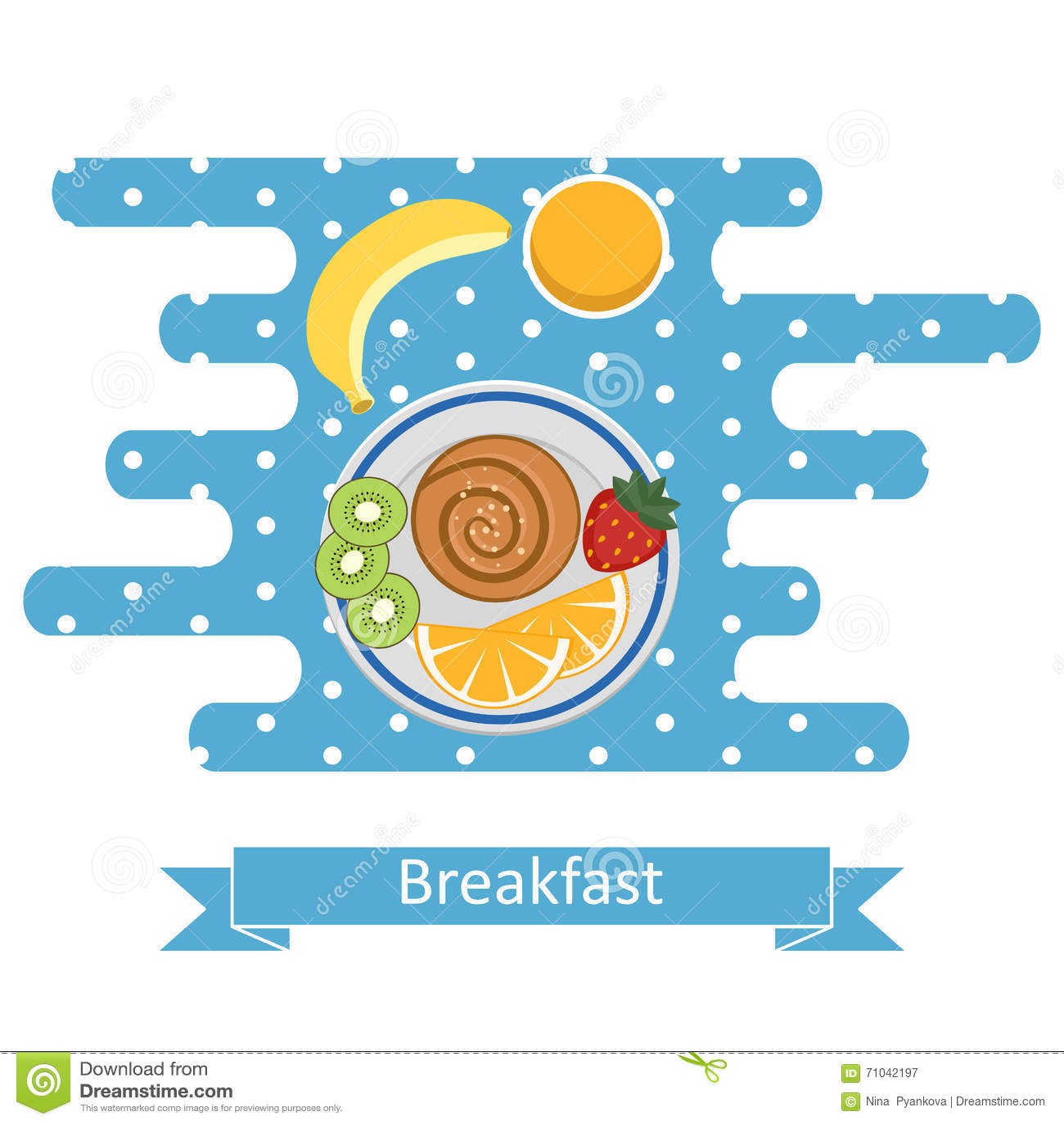 Pojęcia dla śniadaniowego czasu