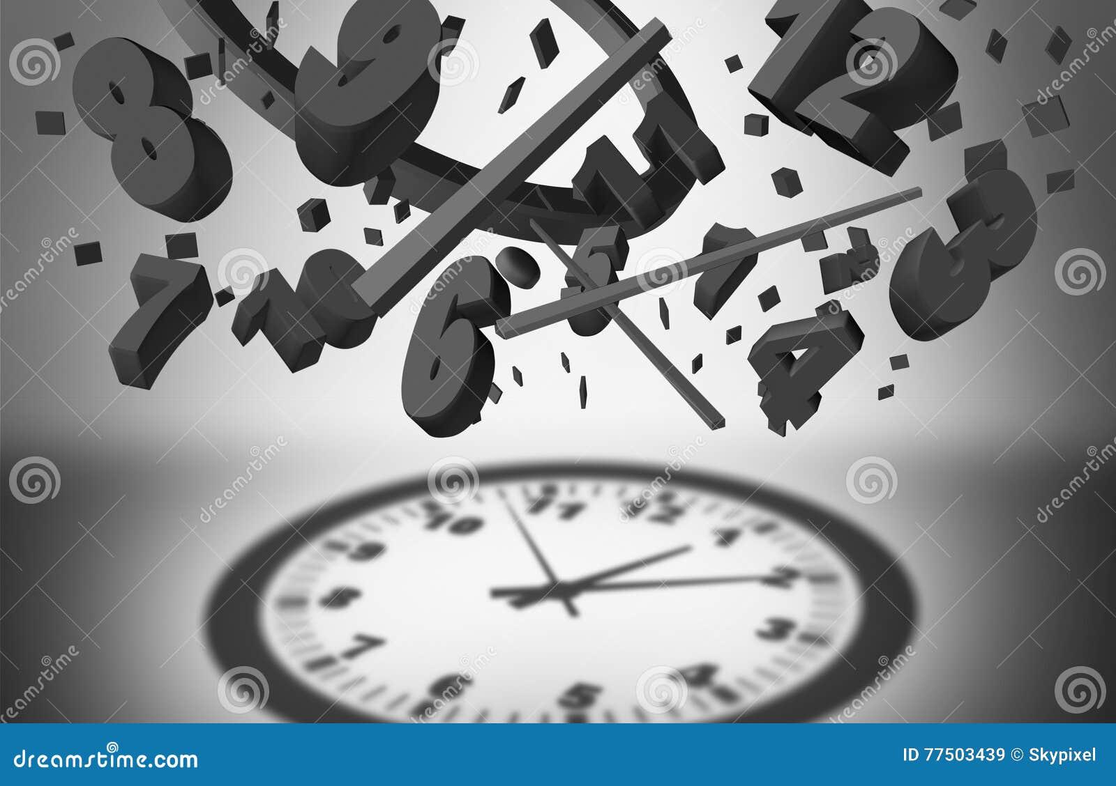 Pojęcie czasu zarządzanie